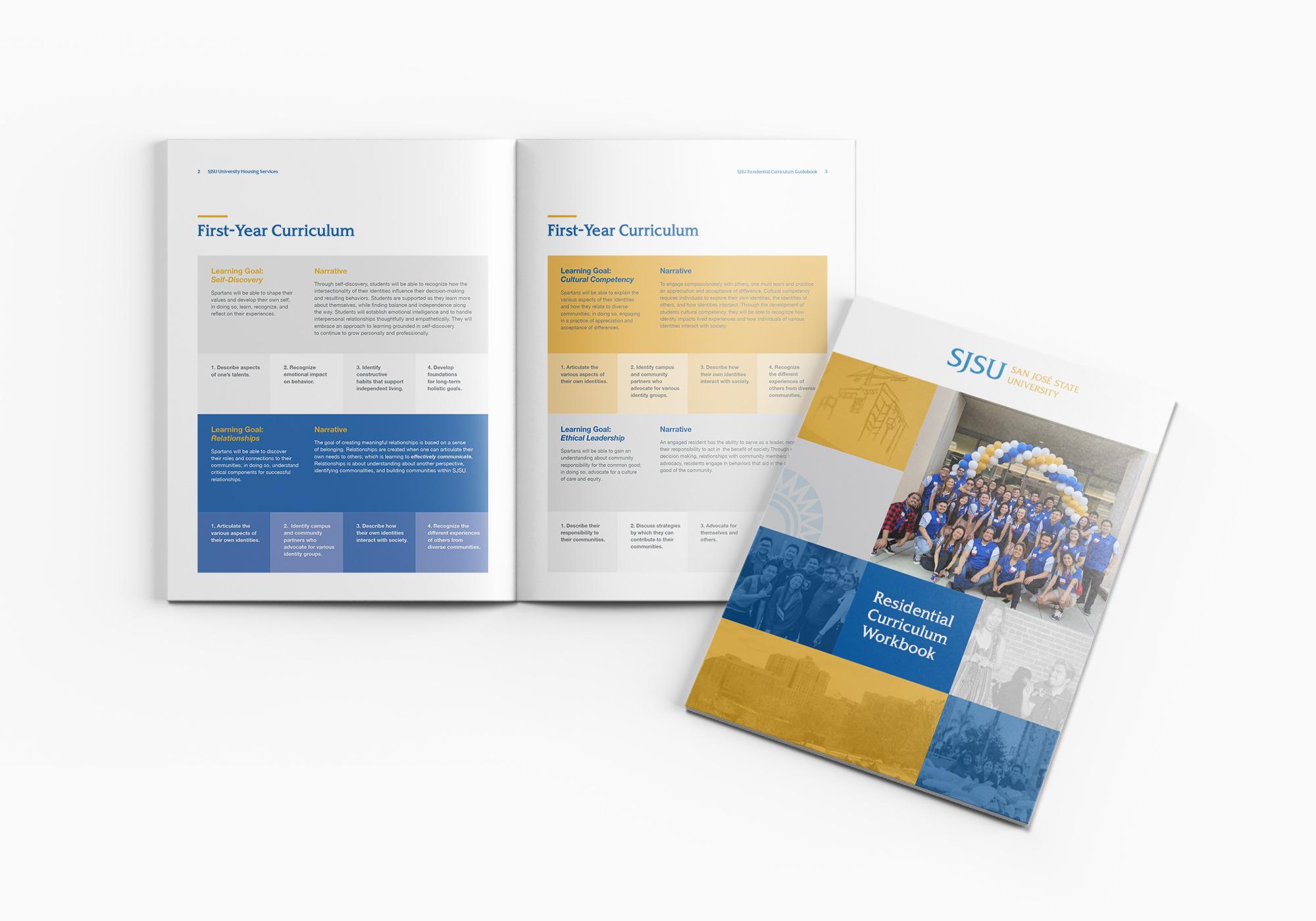 SJSU Residential Workbook