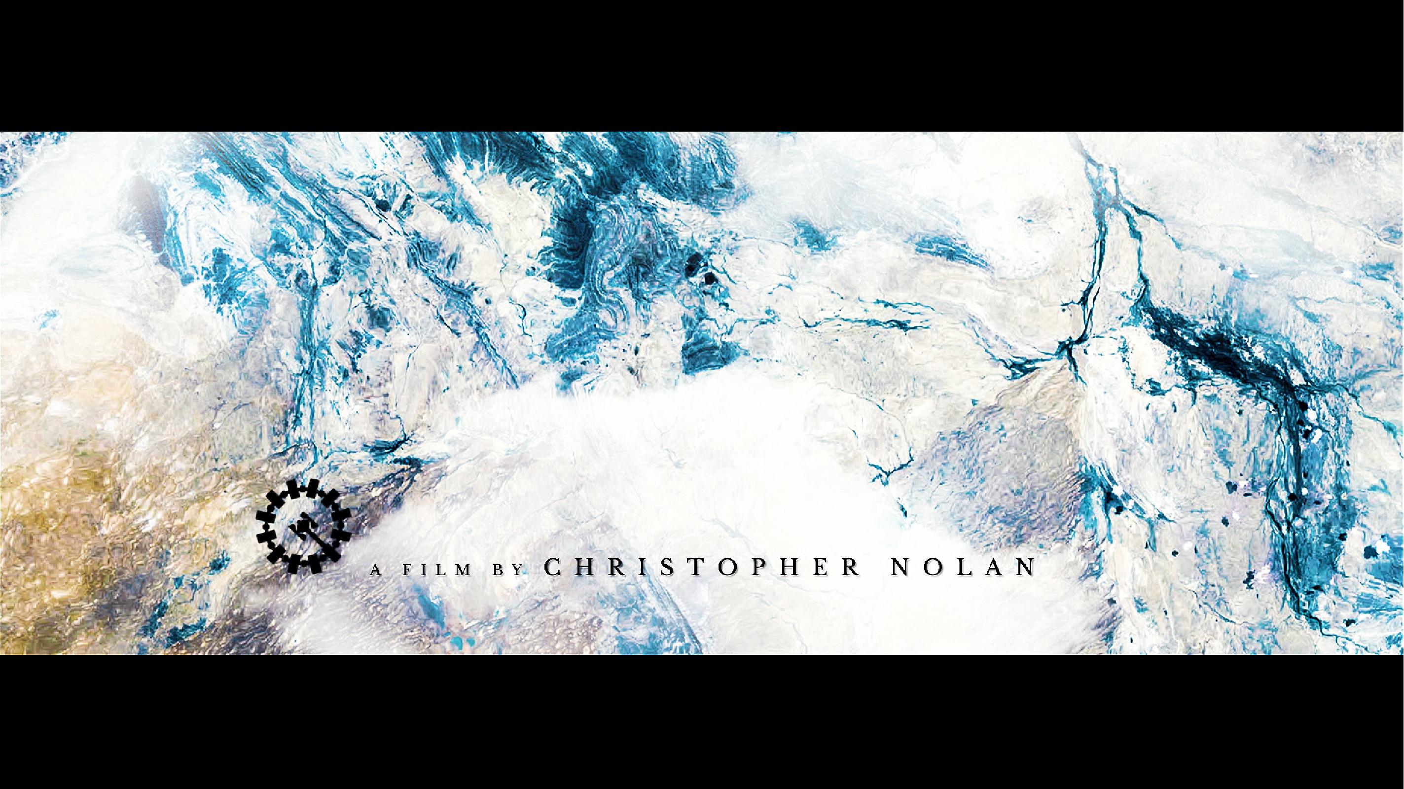 Interstellar (Interactive Title Sequence)