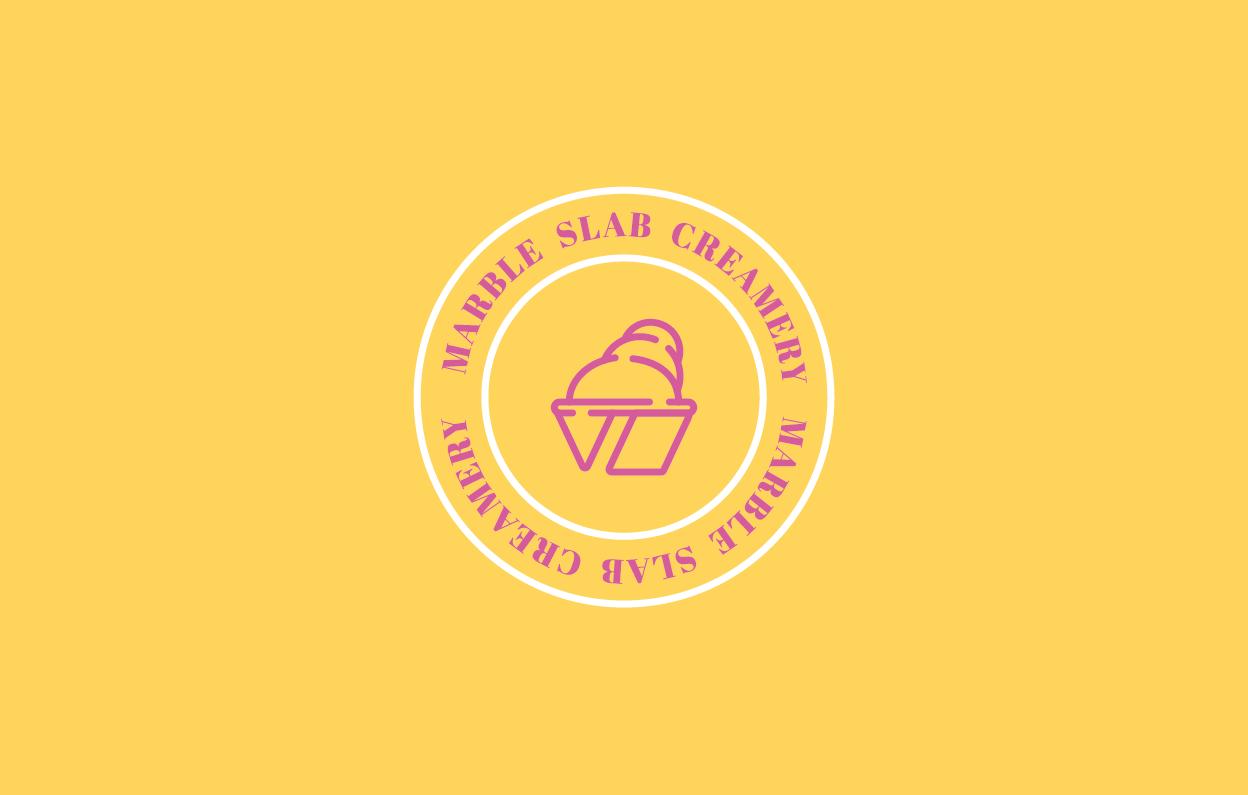 Marble Slab Creamery Rebranding
