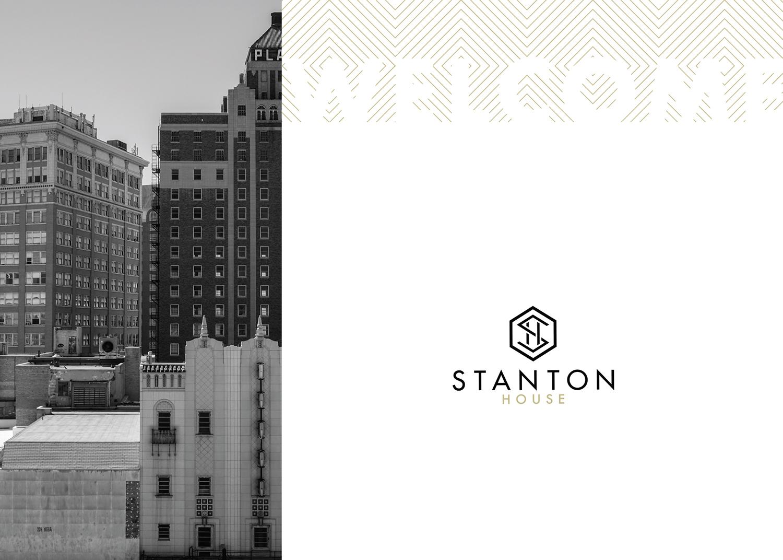 Stanton House Branding