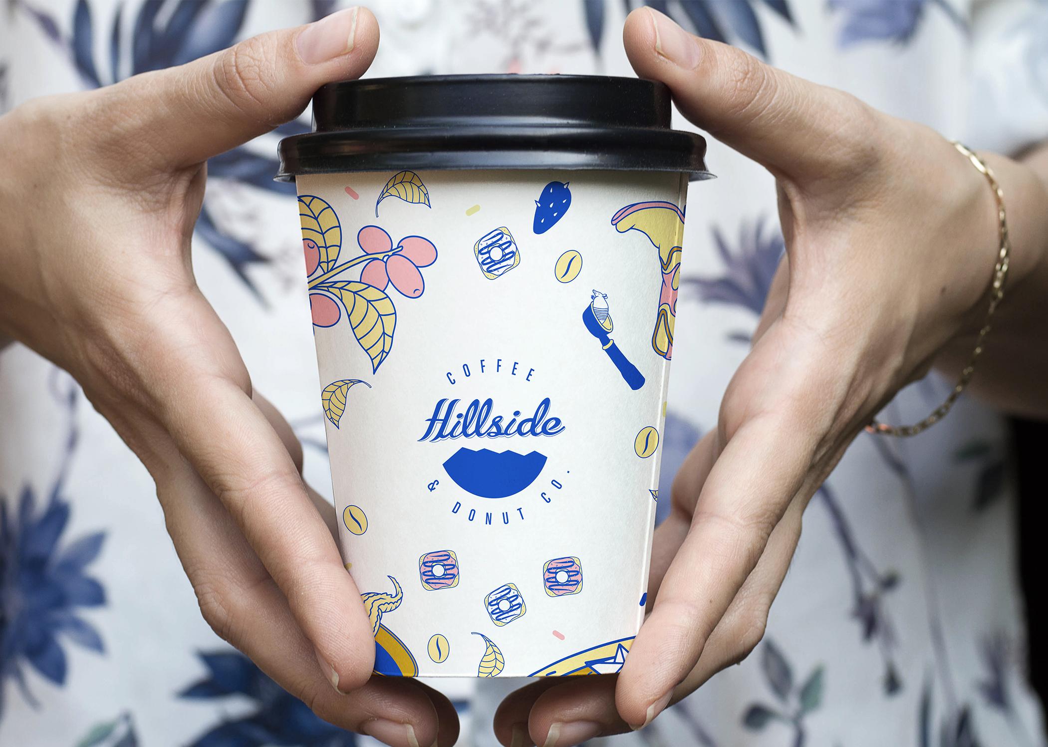 Hillside Re-branding