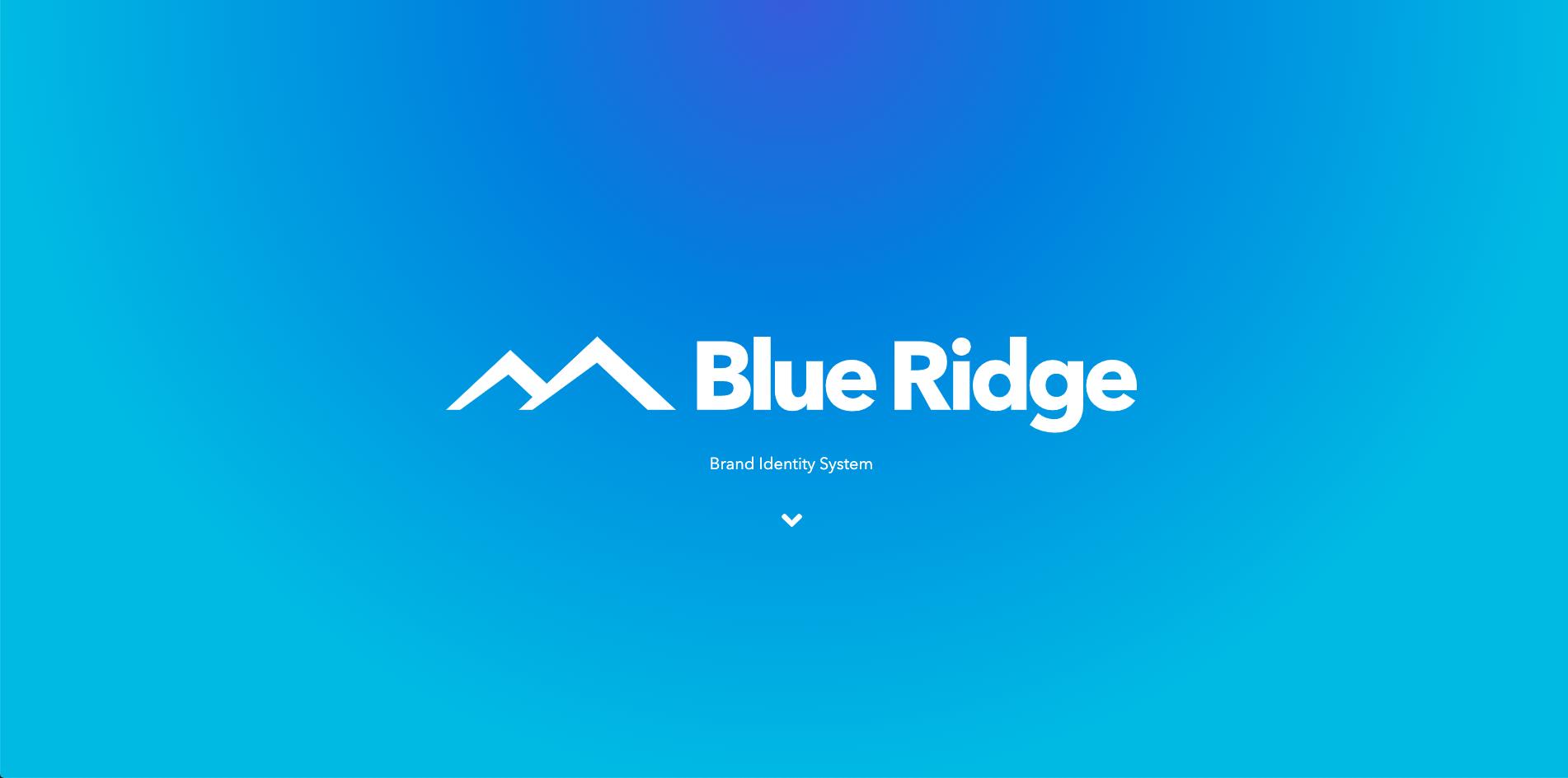 Blue Ridge Branding Guidelines