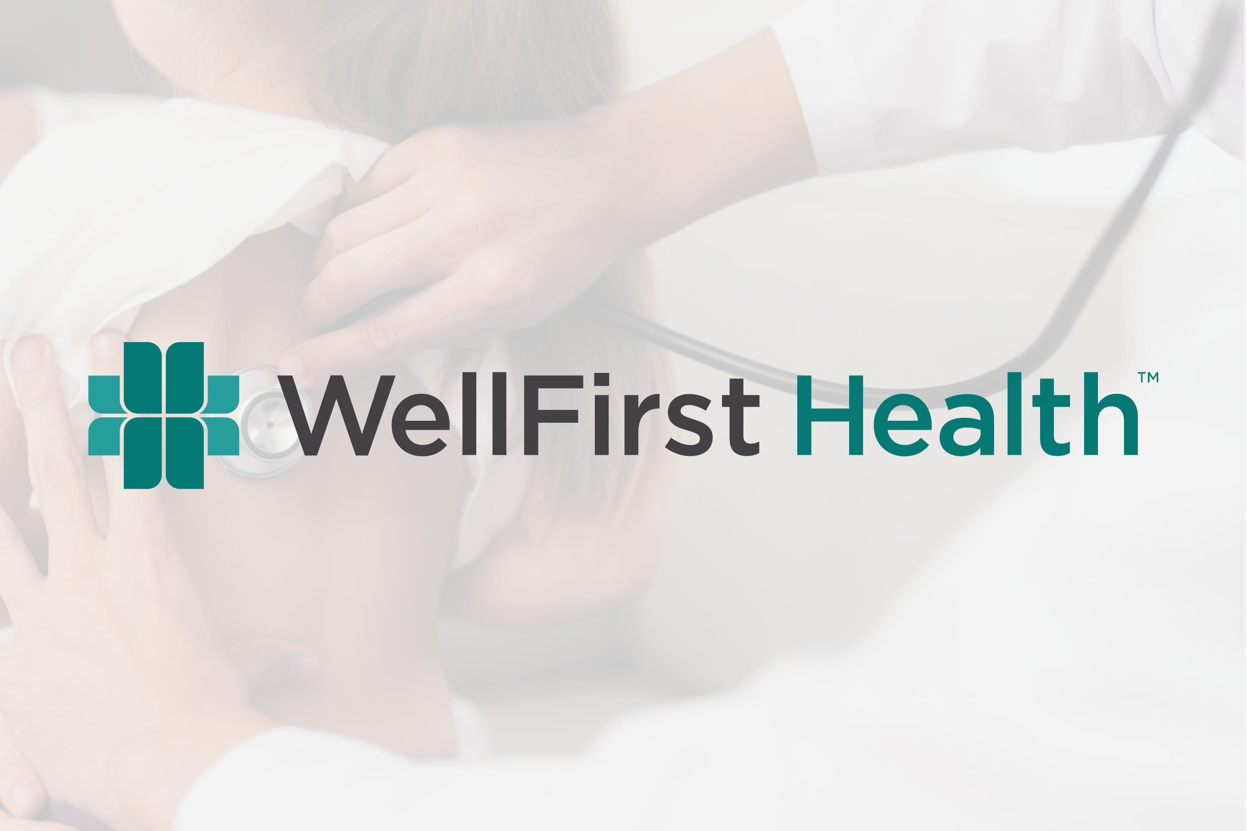WellFirst Health Branding