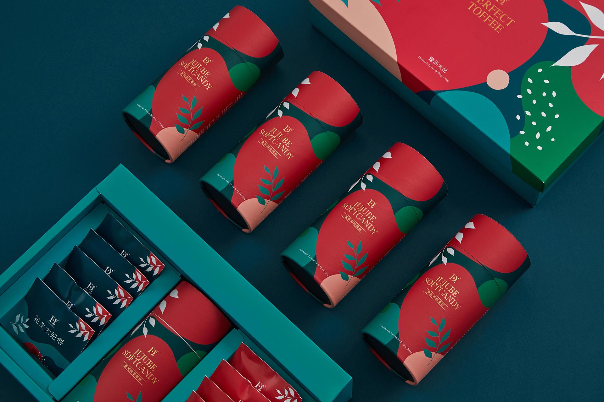 Ding Li Feng gift box 鼎立豐年節禮盒