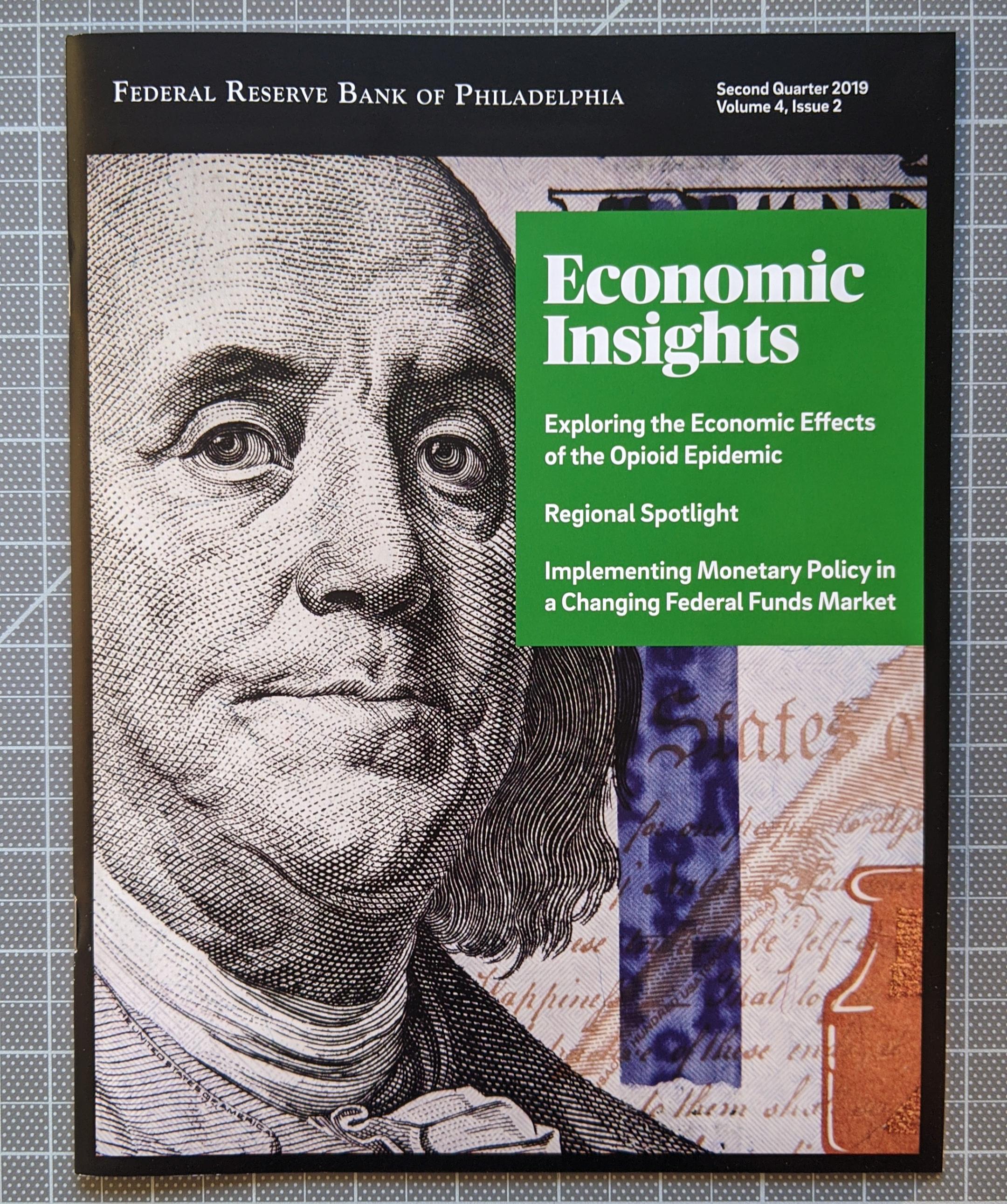 Economic Insights Second Quarter 2019