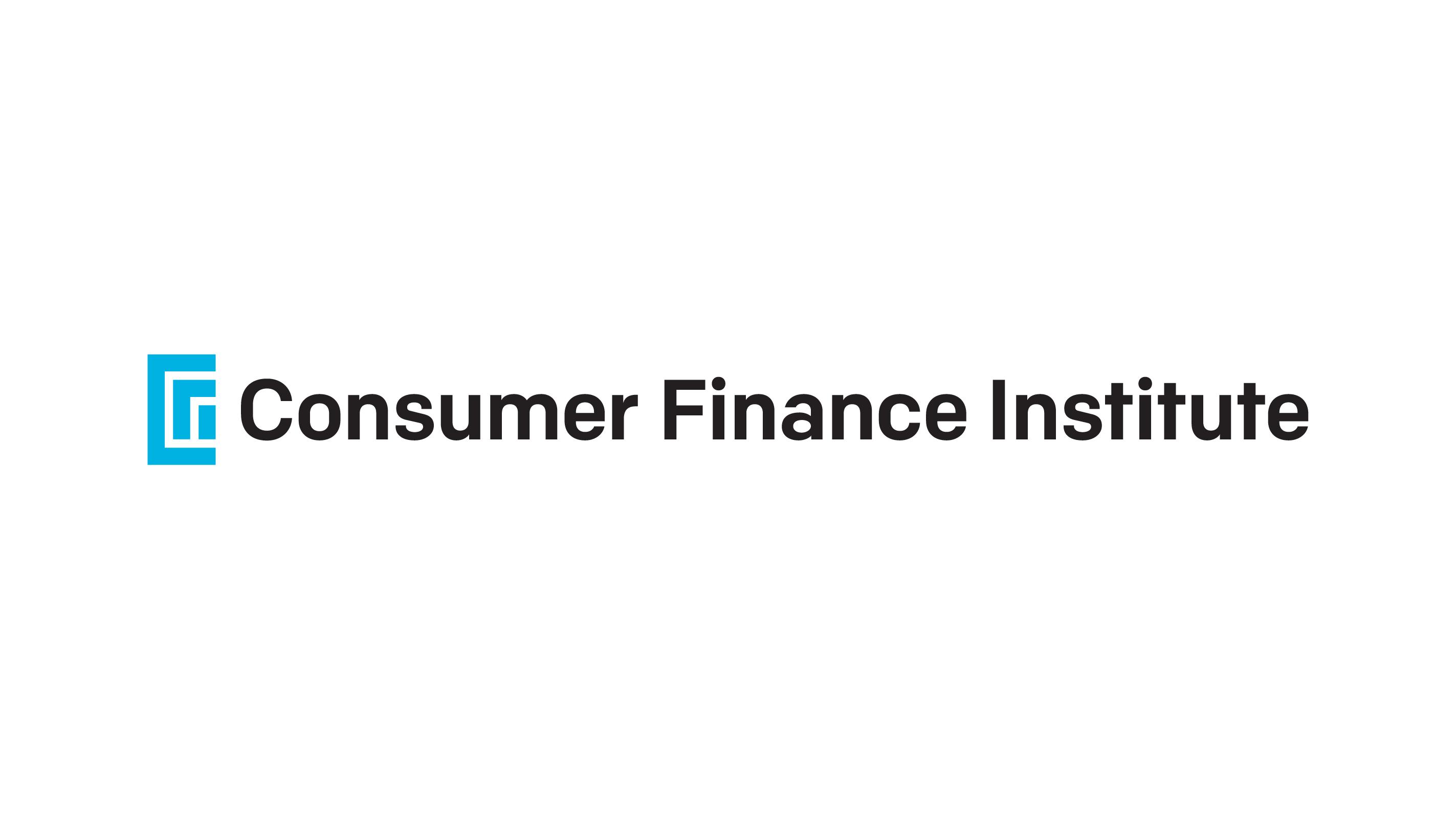 Consumer Finance Institute Brand