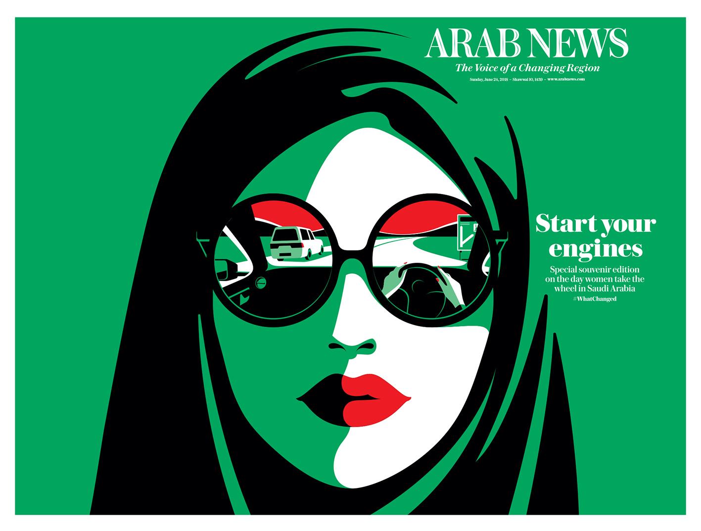 Saudi Women Can Drive