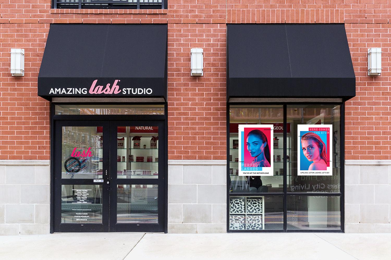 Amazing Lash Studio Digital Marketing Campaign