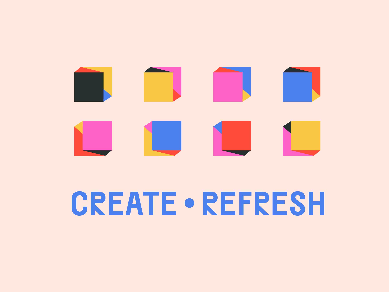Create.Refresh