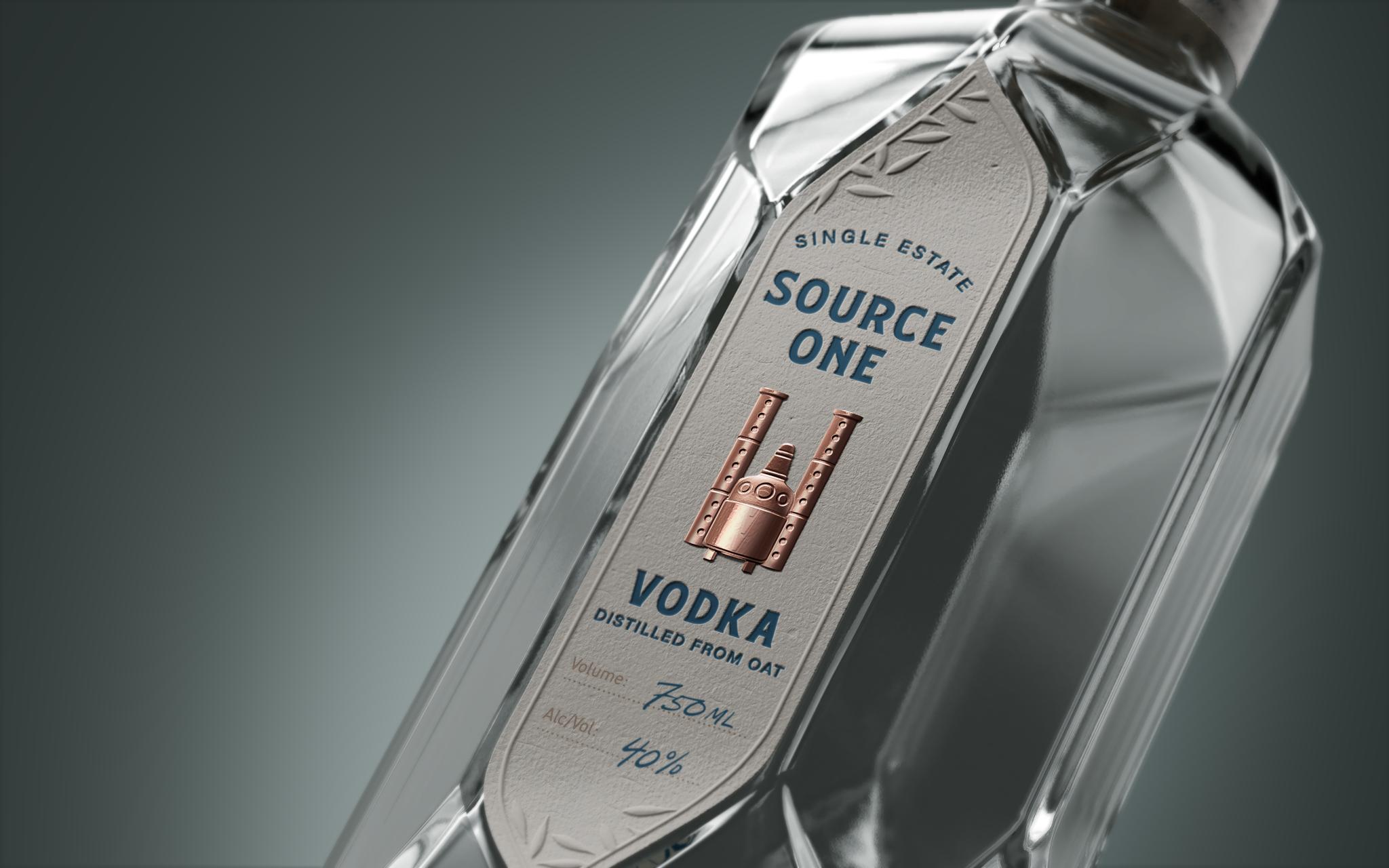 Source One Vodka