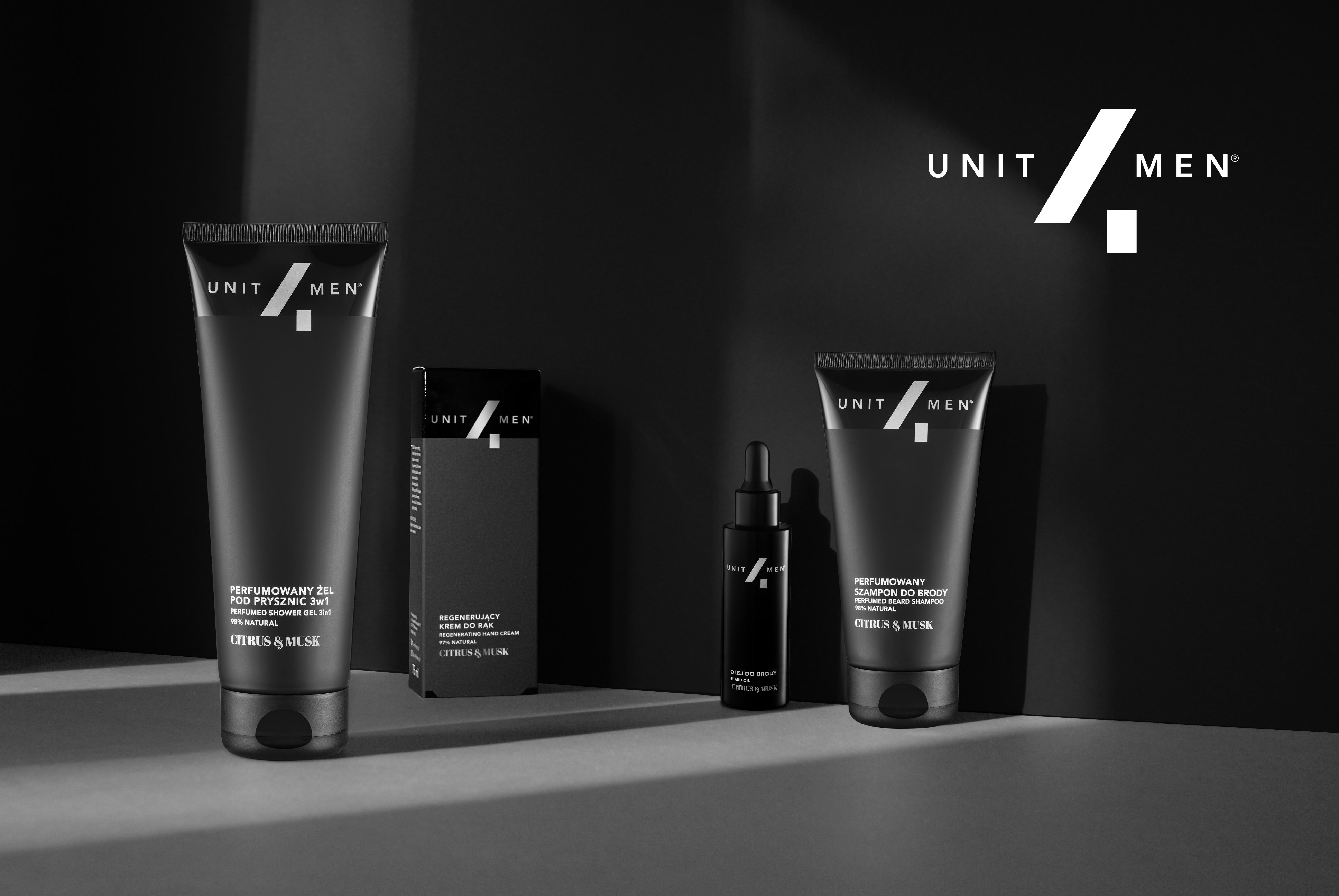 Unit4Men Men's Premium Cosmetics