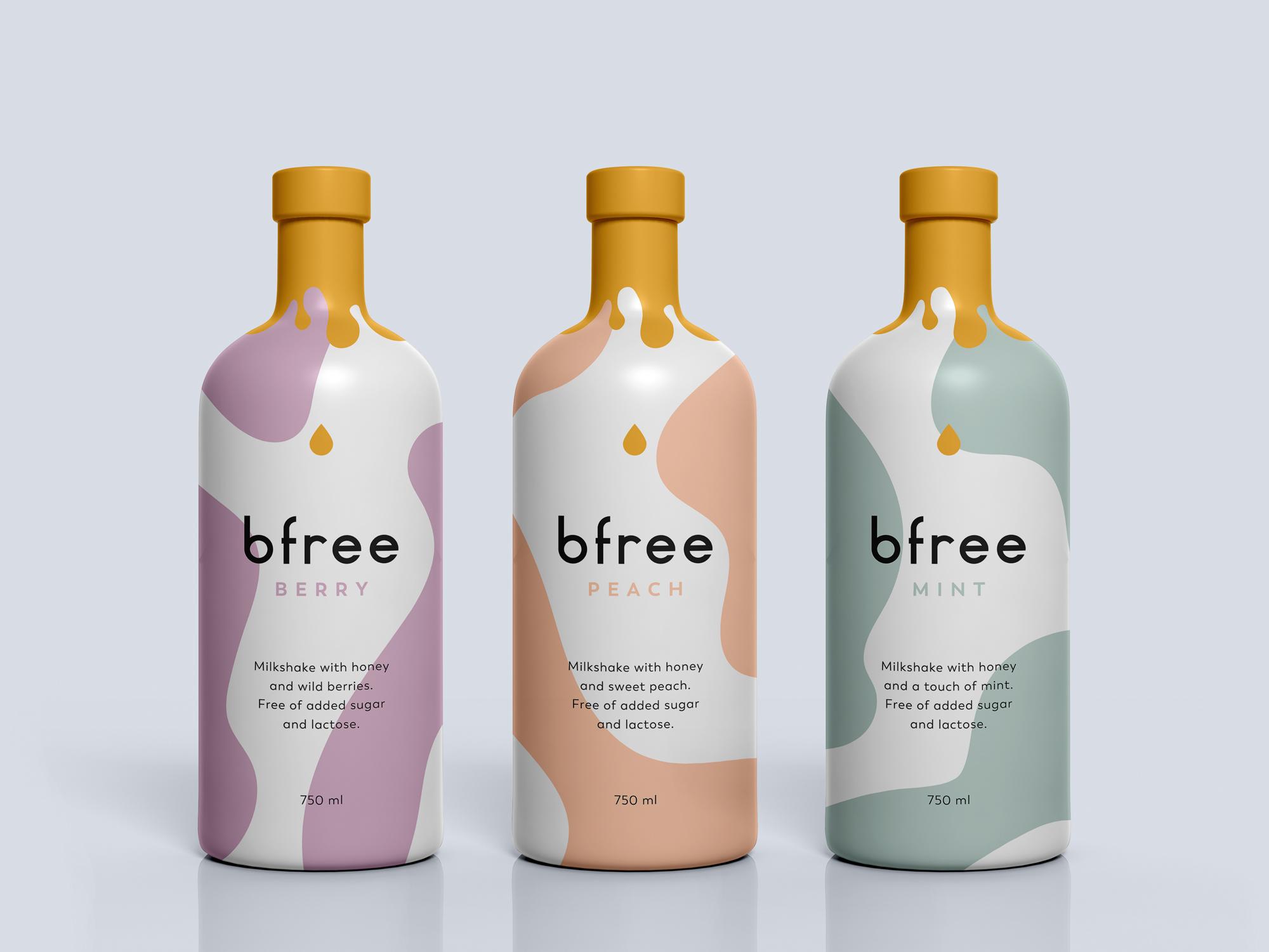 bfree - milkshake