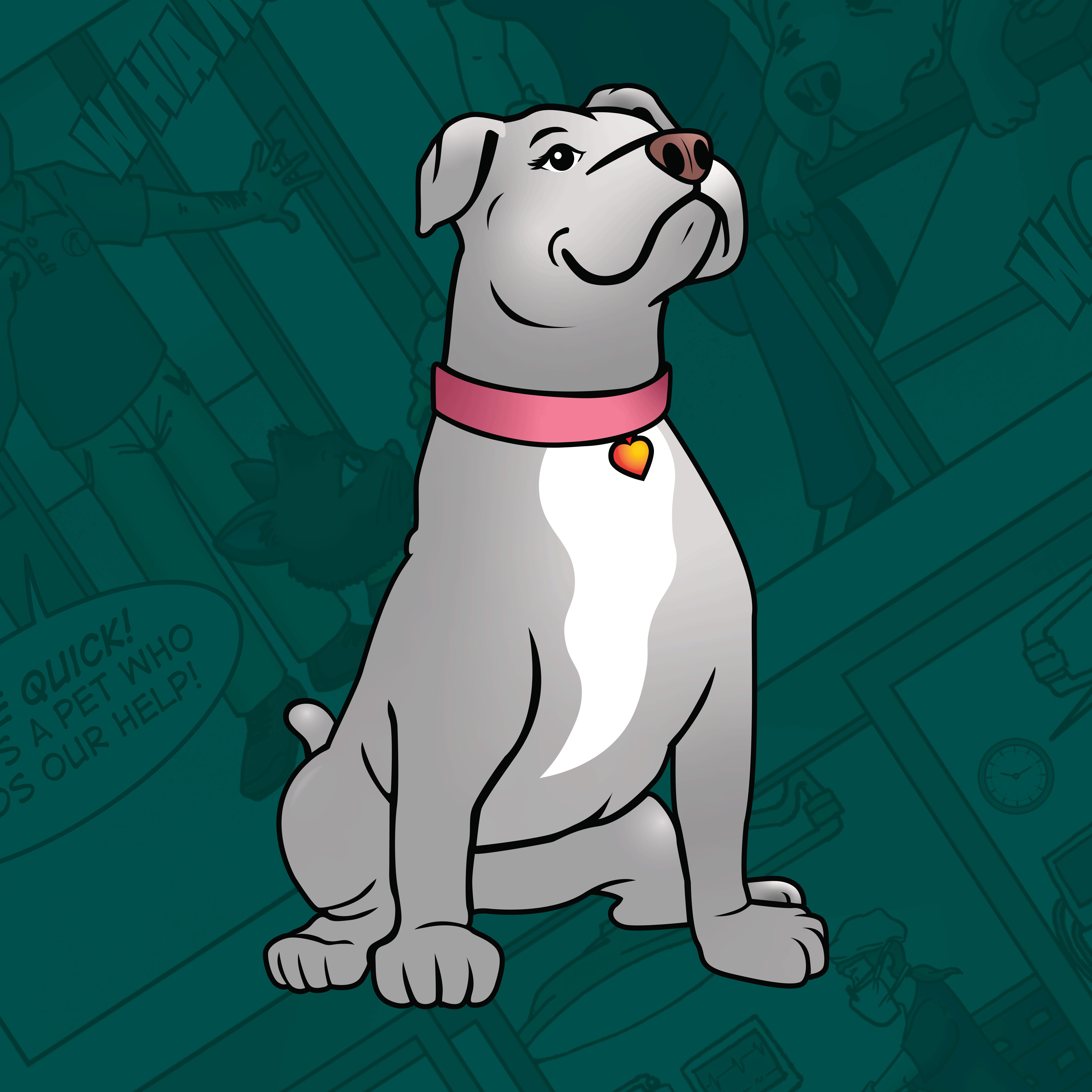 Legends of Lollypop - Tasha the Dog