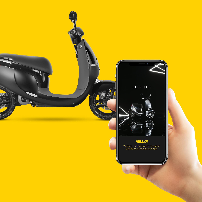 Ecooter Smart App