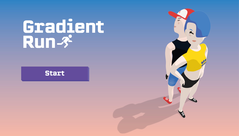 Gradient-runner
