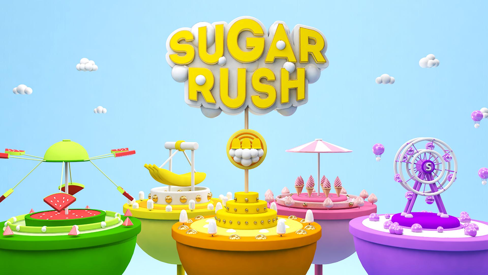 SugarRush Amusement Park