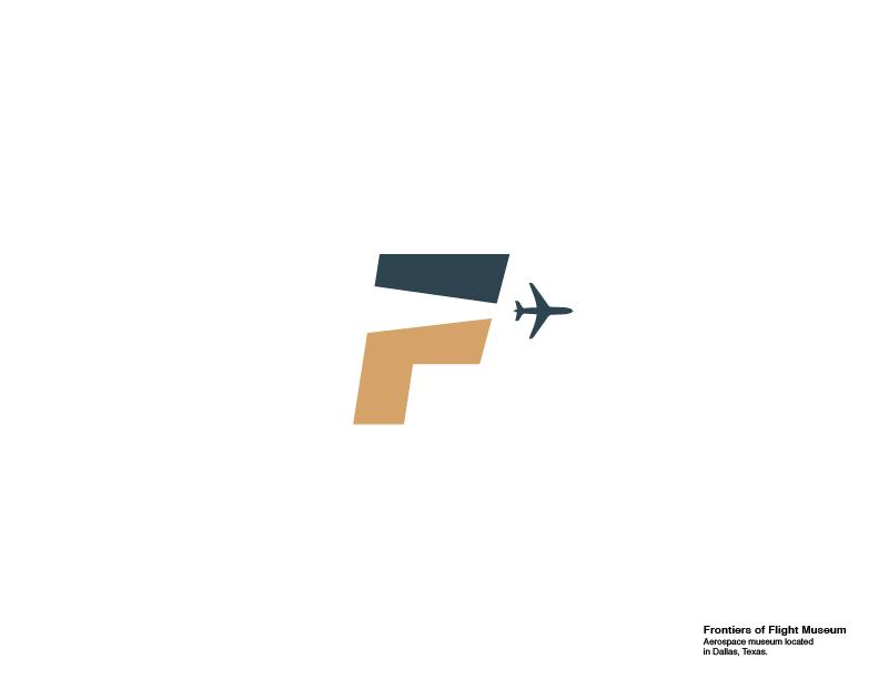 Frontiers of Flight Museum logo