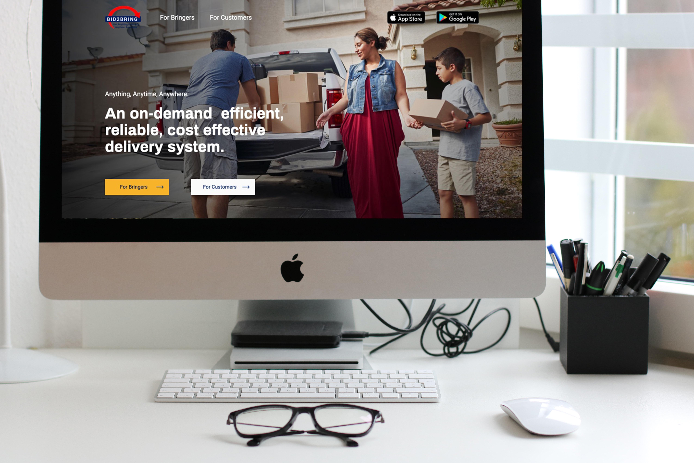 Bid2Bring Website Design & Development