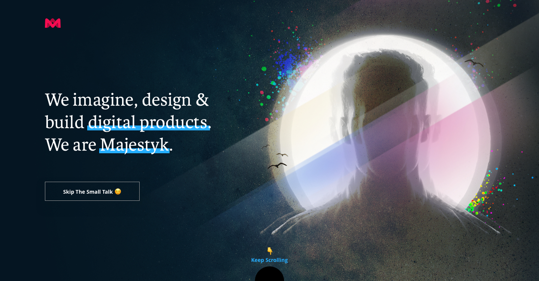 Majestyk   A Digital Product Studio