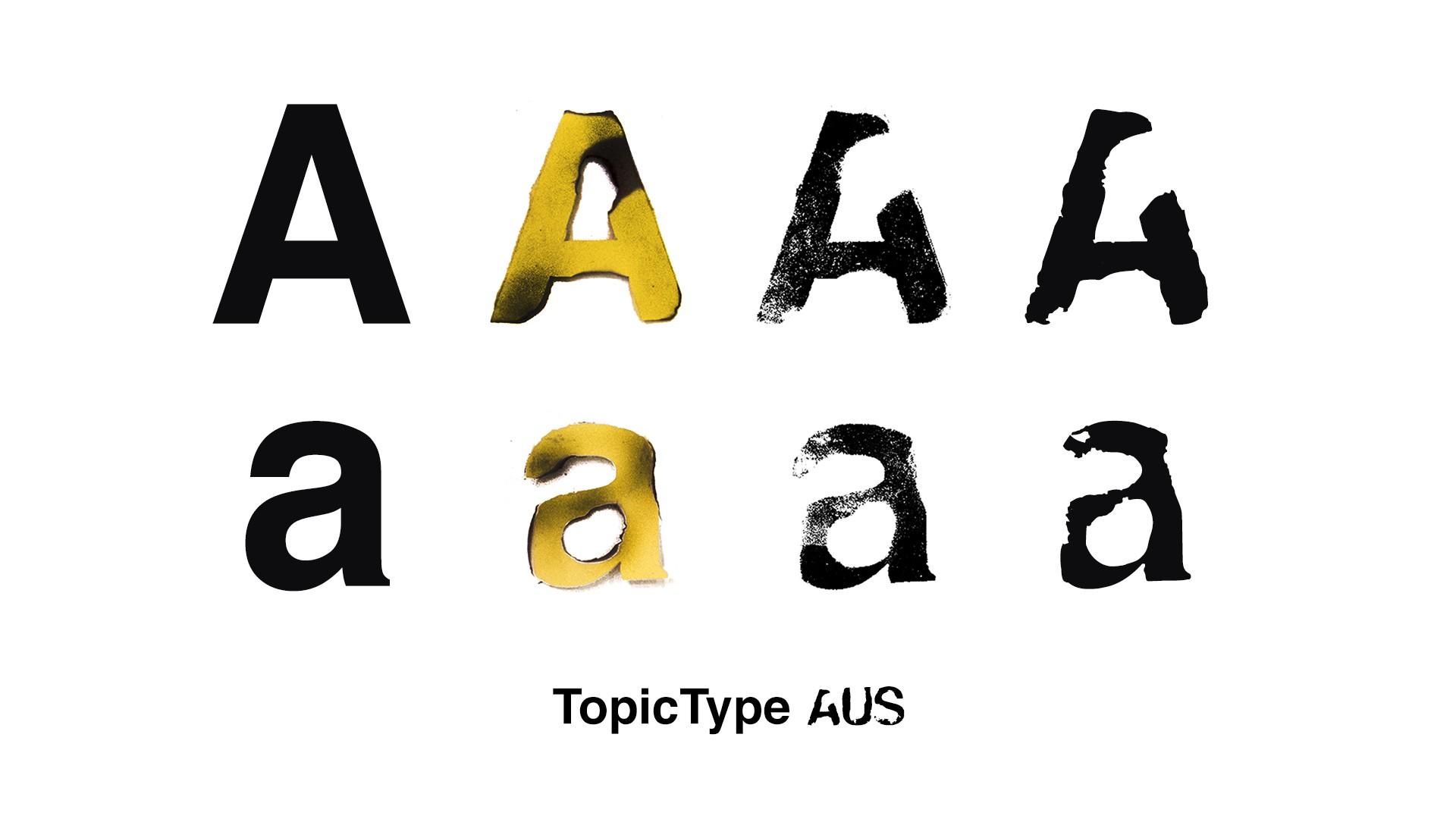 TopicType AUS