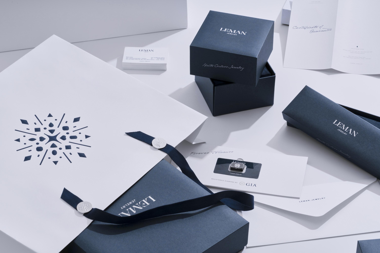 Leman Jewelry Rebranding