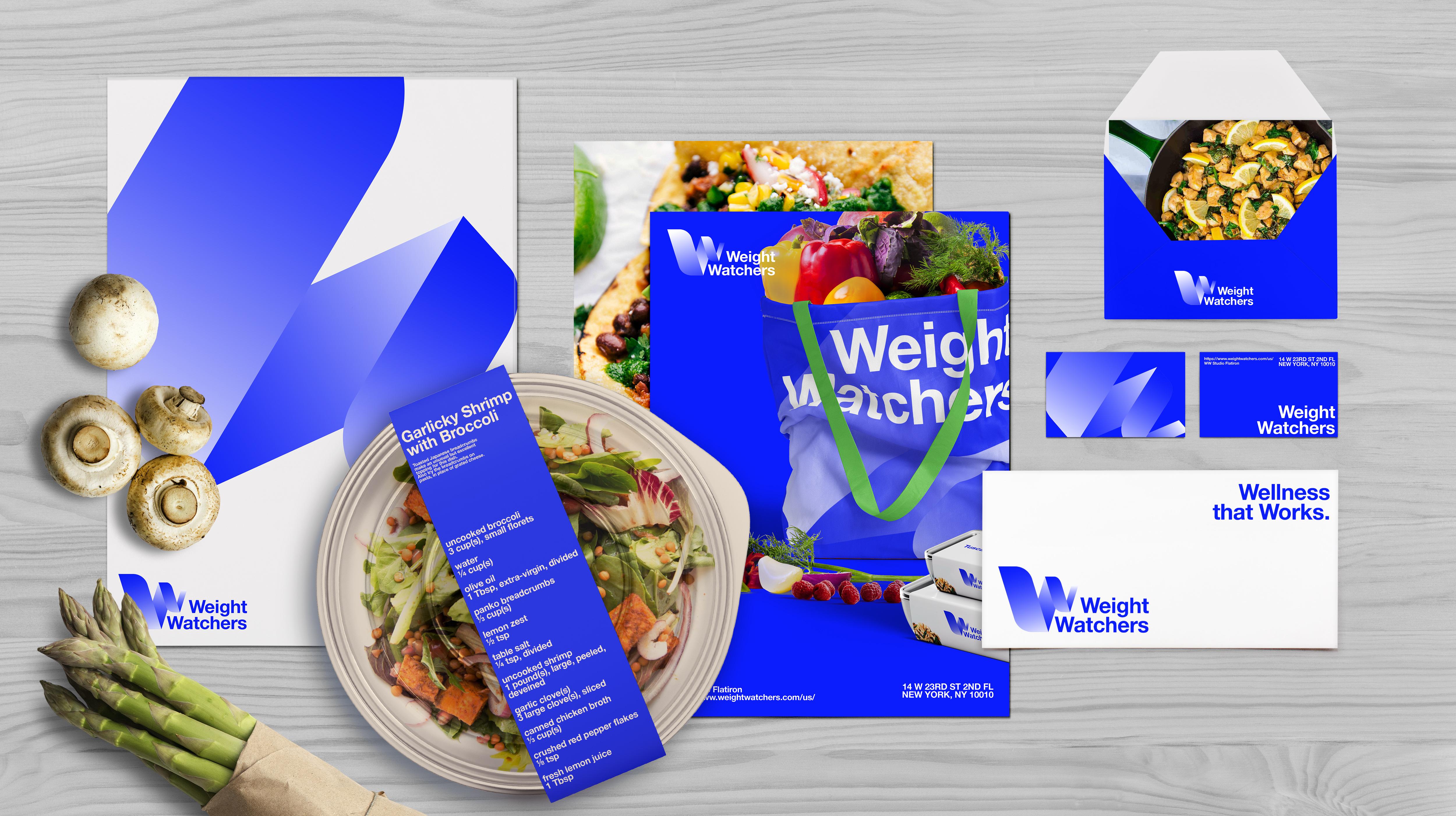 Weight Watchers Rebranding