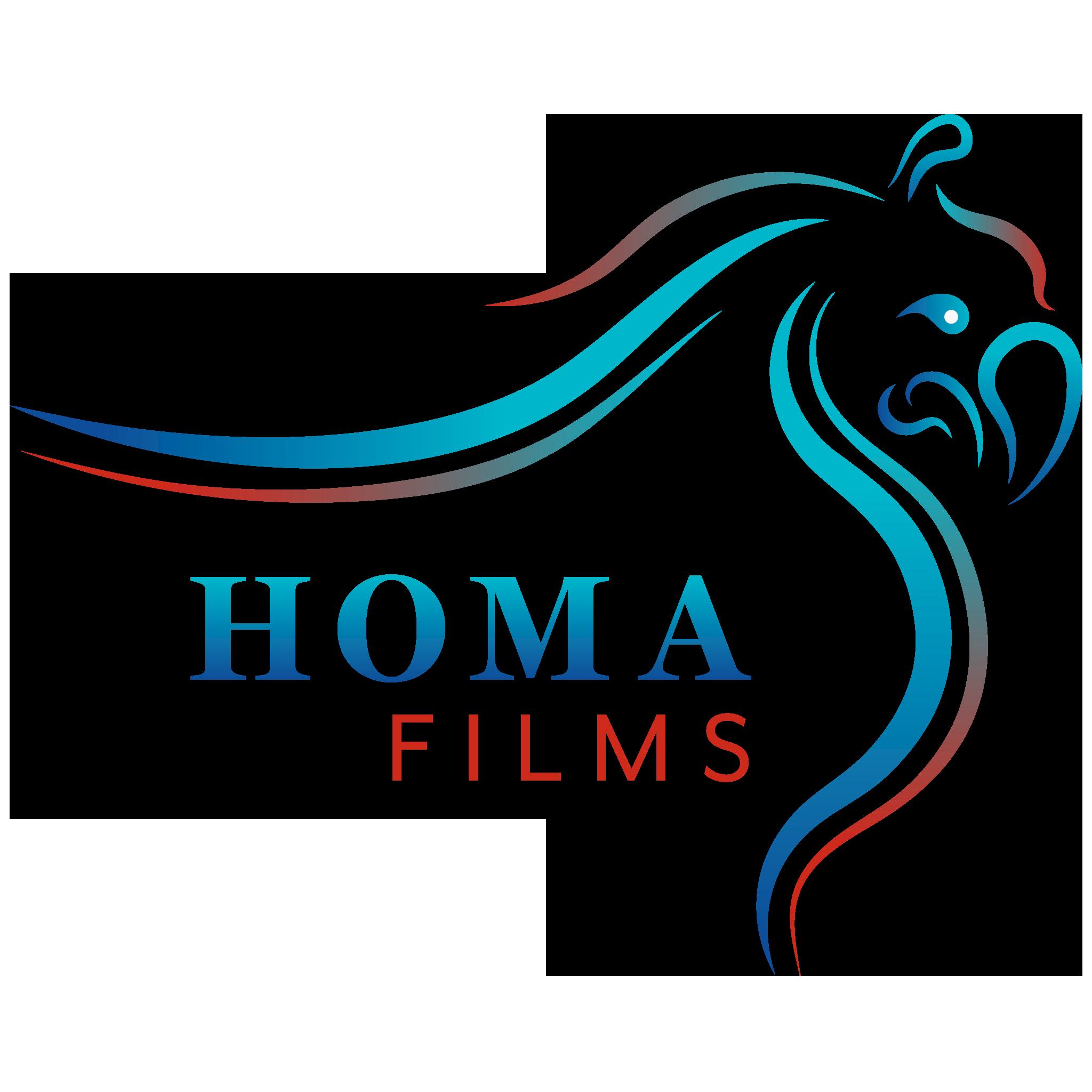 Homa Films Brand Identity