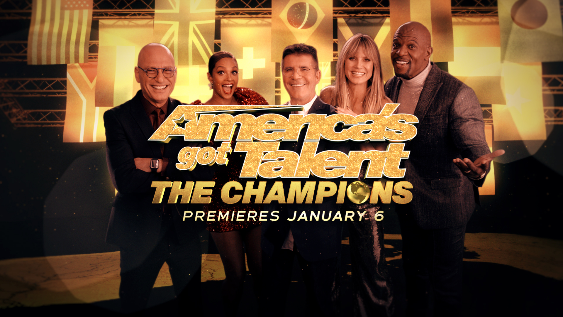 America's Got Talent: Shooting Stars