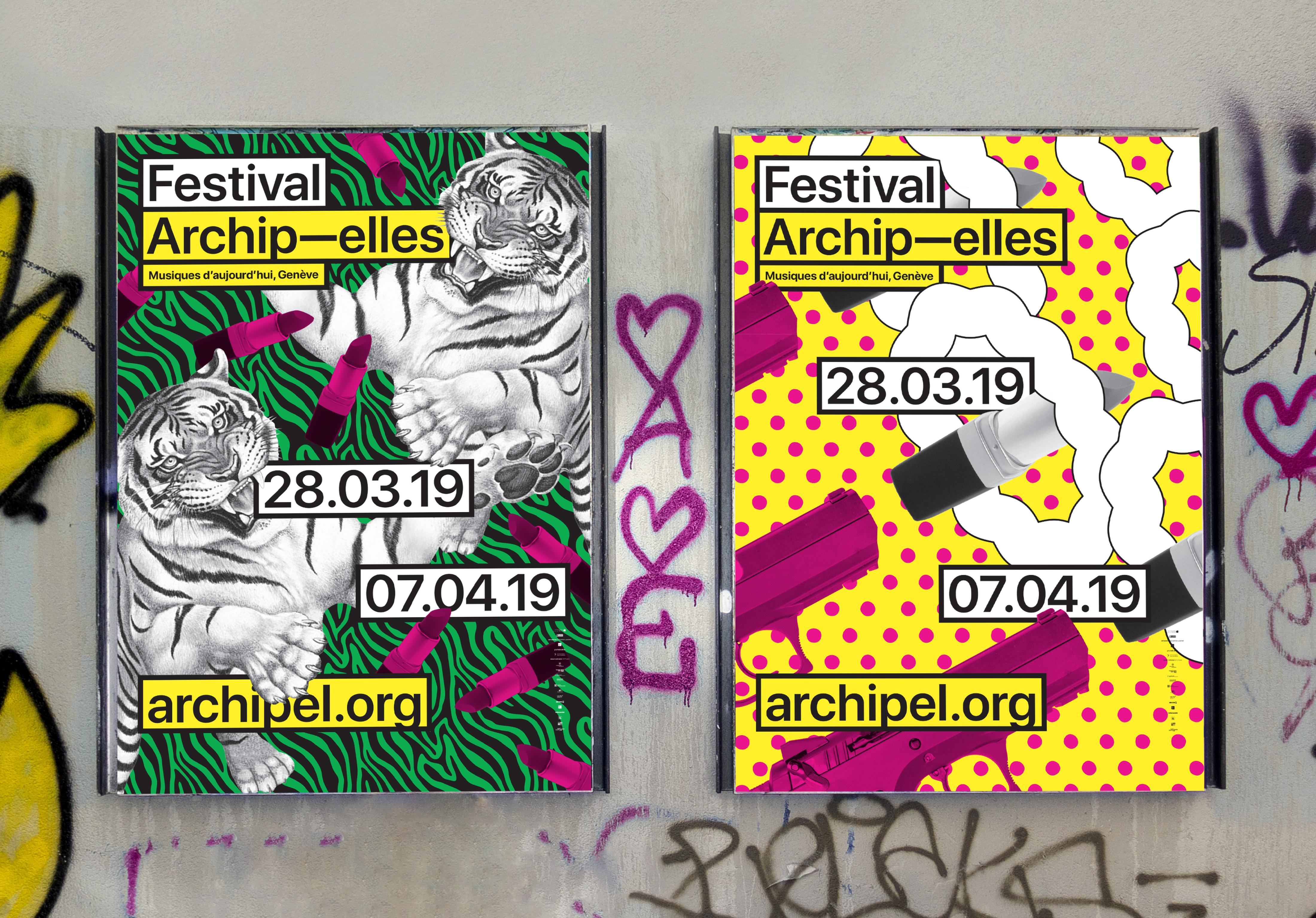 Festival Archip–elles 2019
