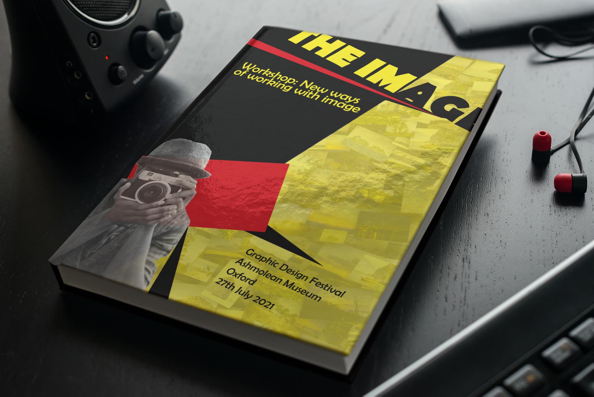 Poster for Graphic Design Workshops