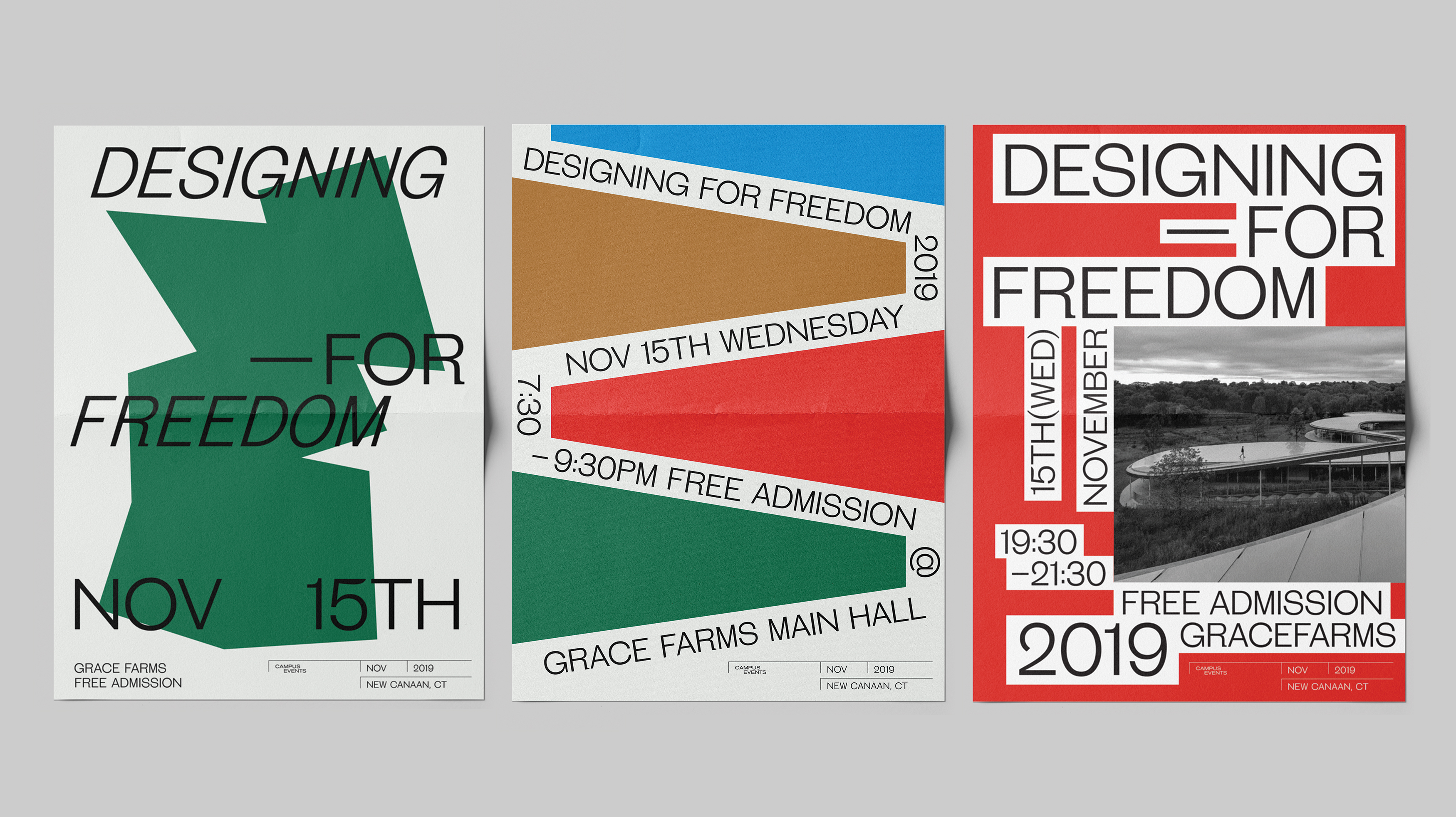 Designing for freedom
