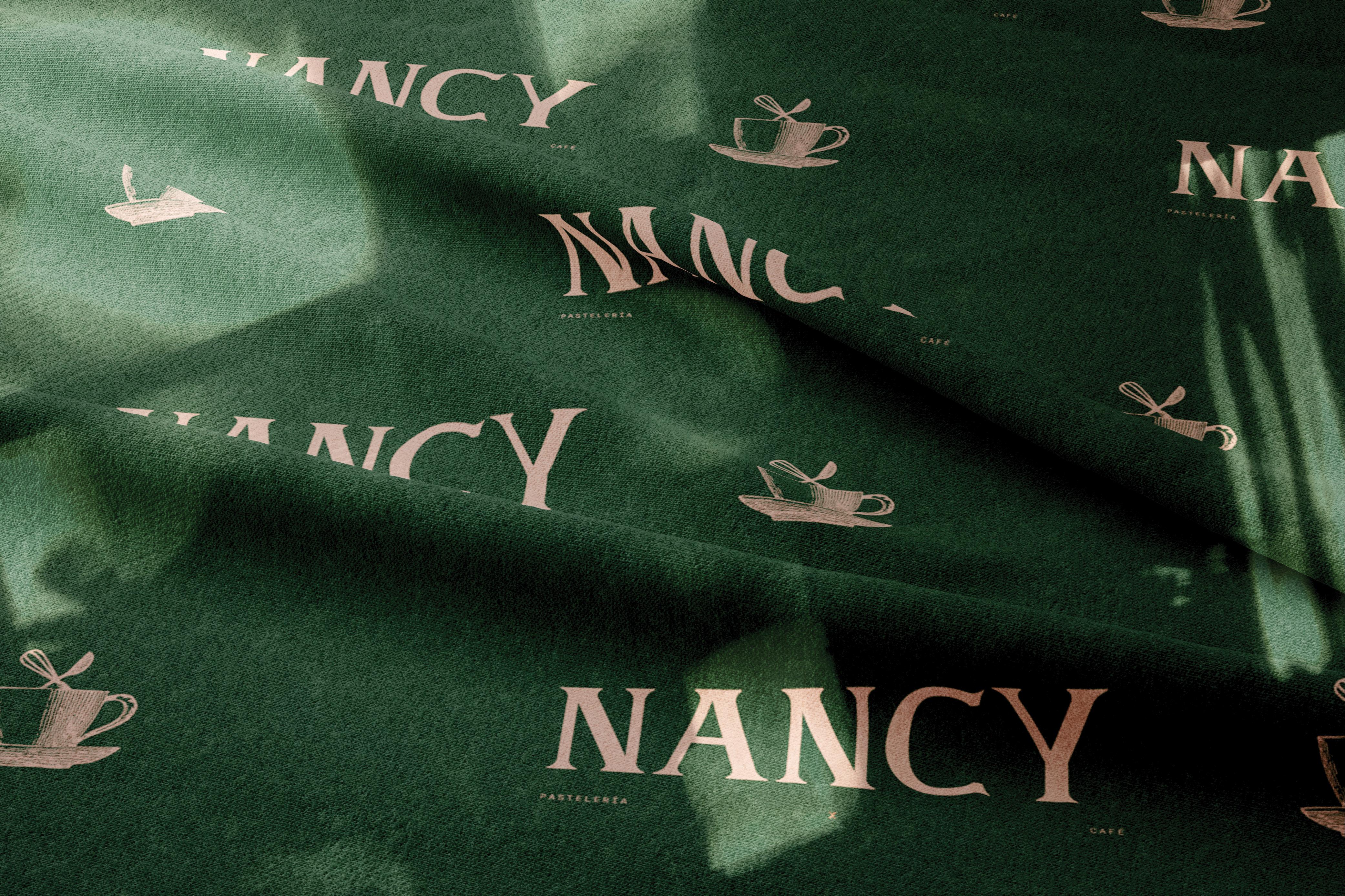 Nancy Brand Identity