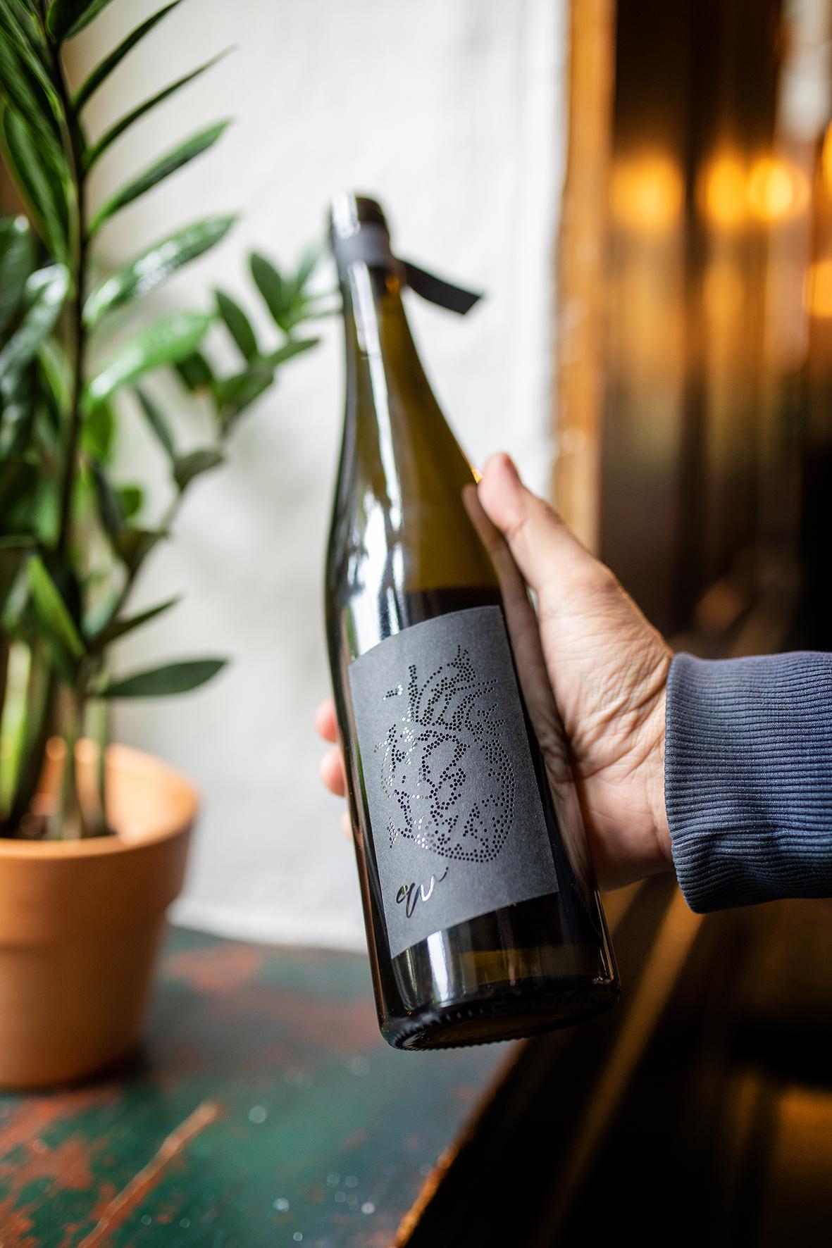 Design Wine Label