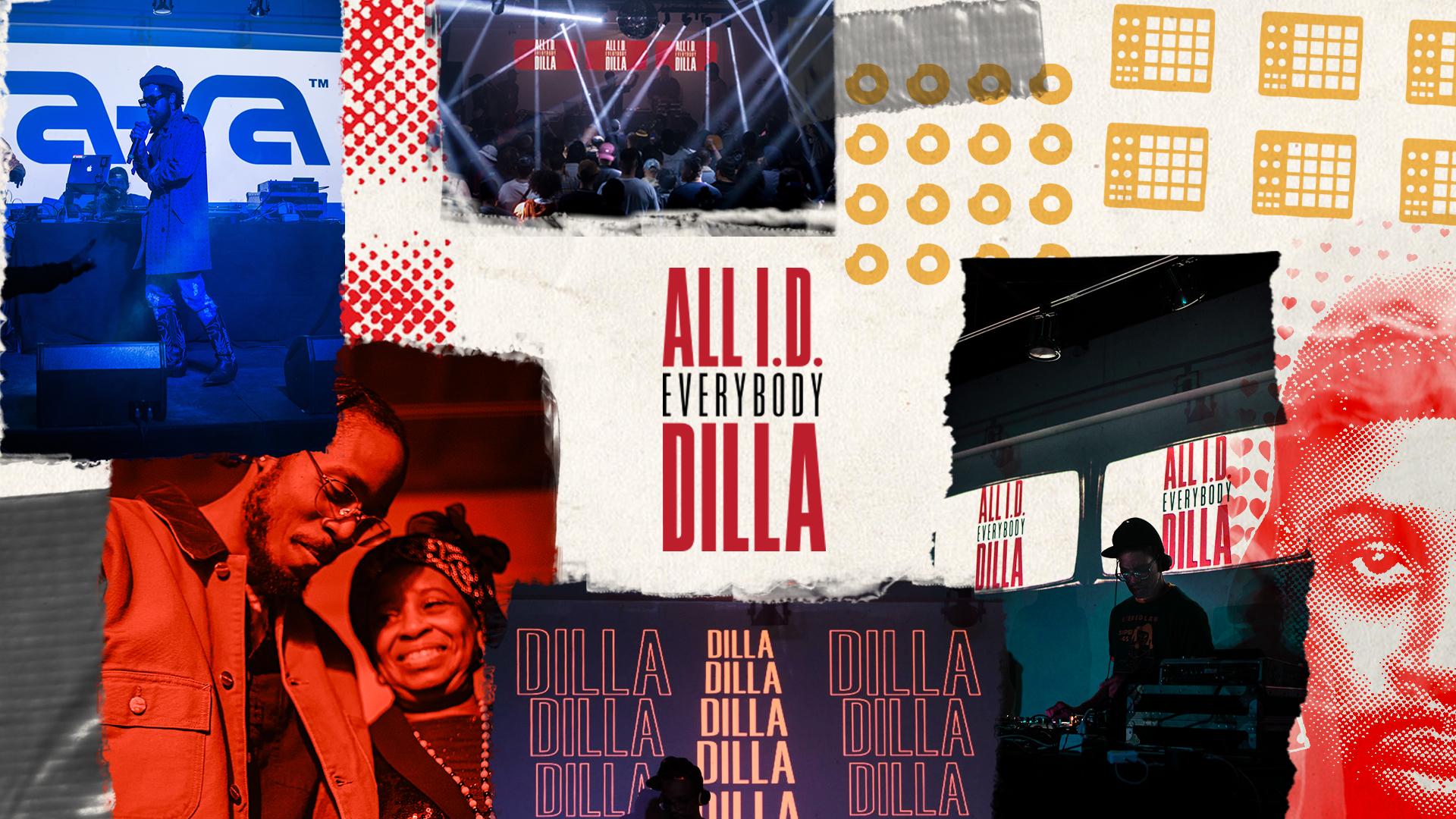 ALL.I.D. Everybody Dilla