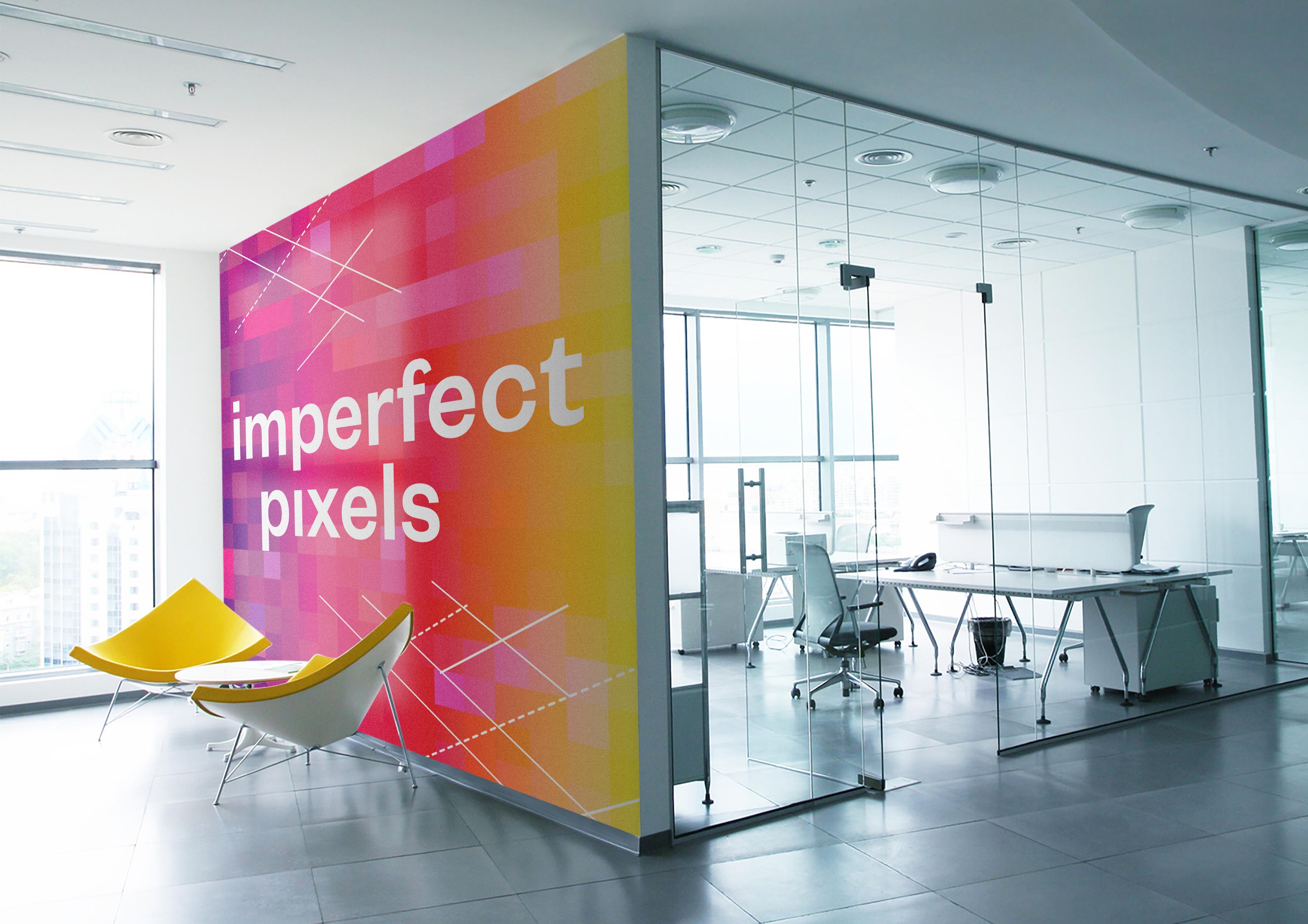 Imperfect Pixels