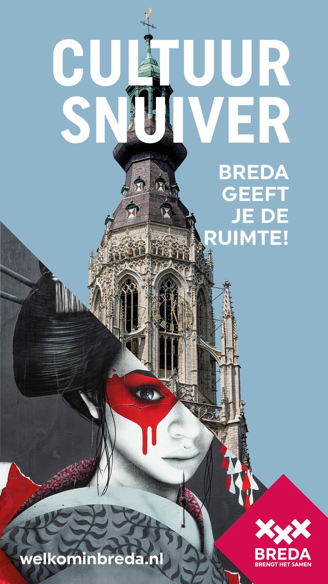 Breda Marketing Campaign  (identity/visibility)
