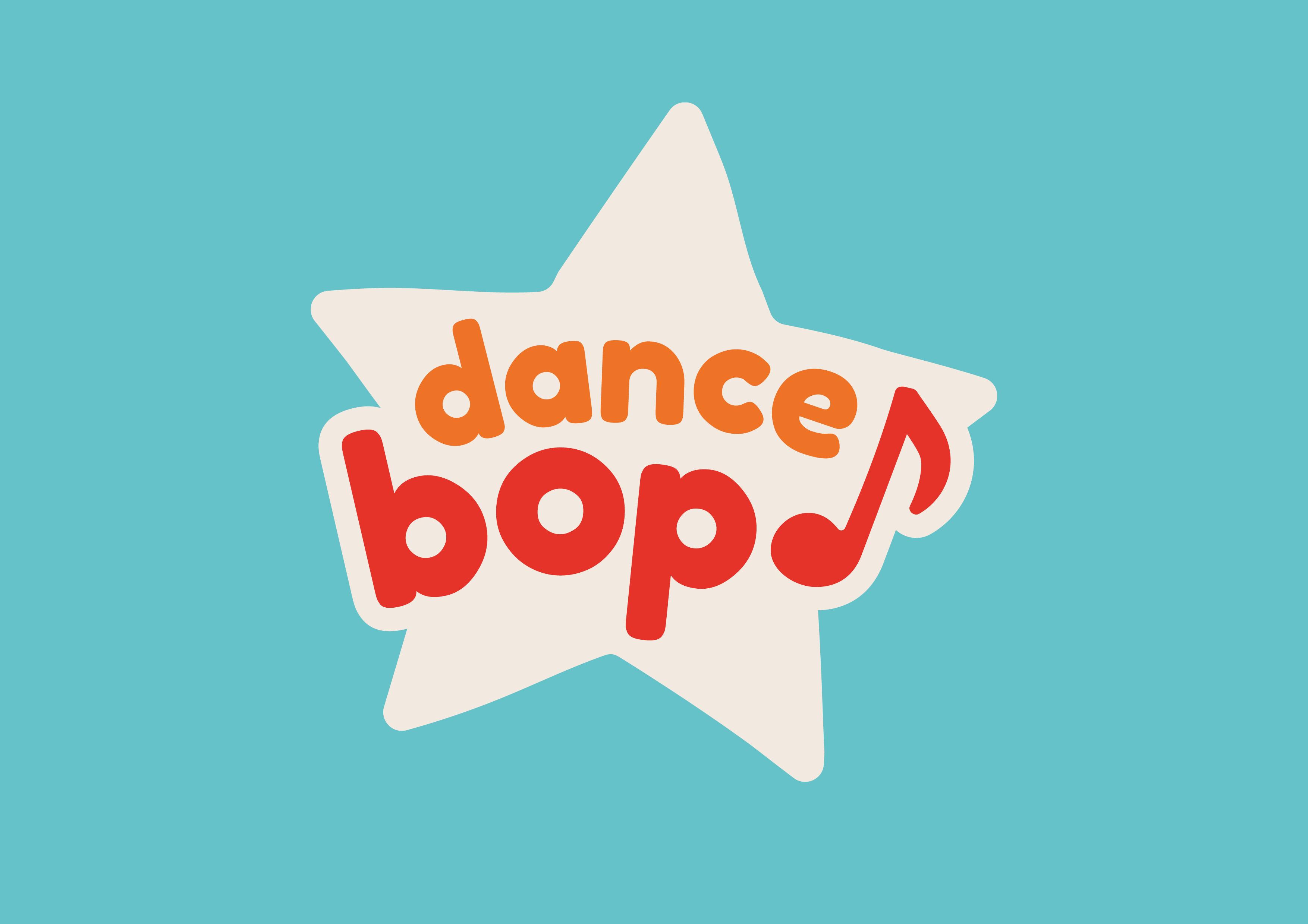 DanceBop! Branding