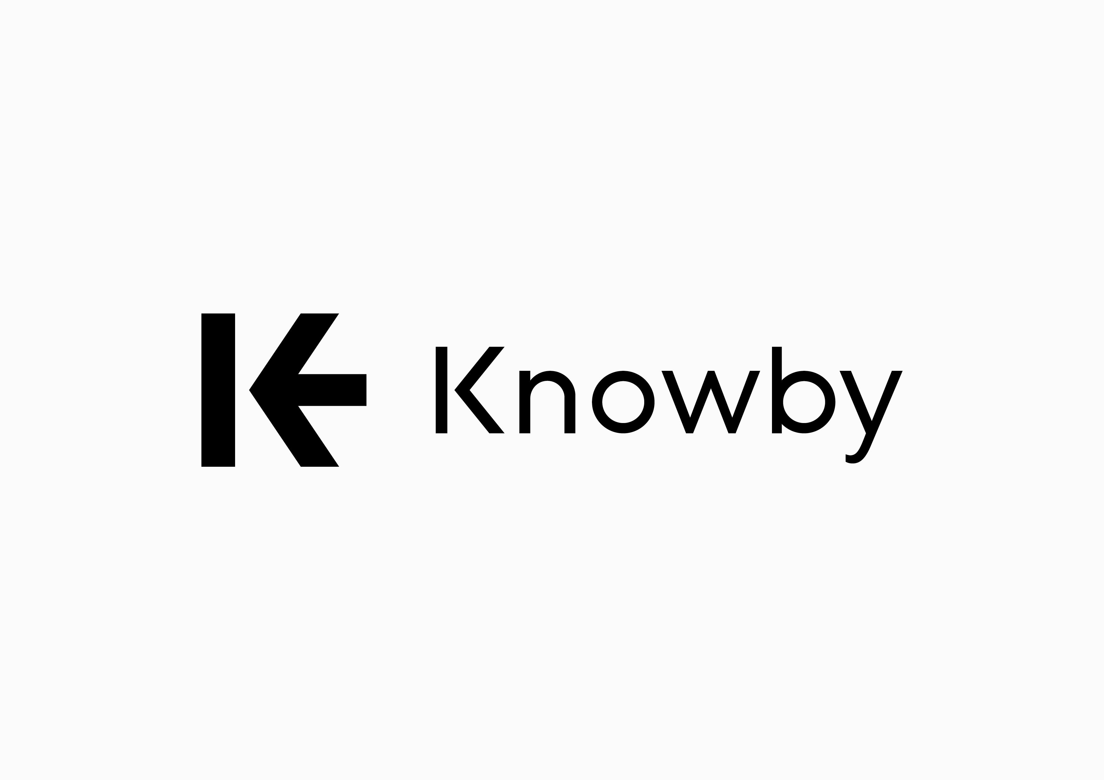Knowby Logo Design