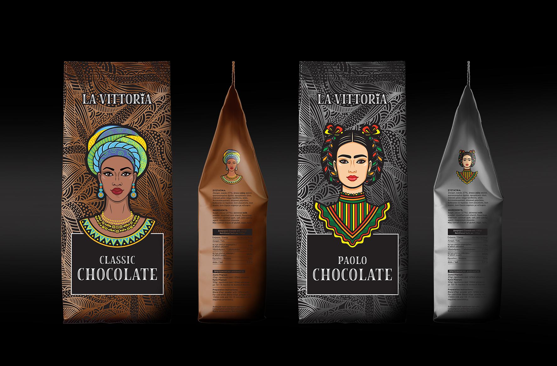La Vittoria Chocolate