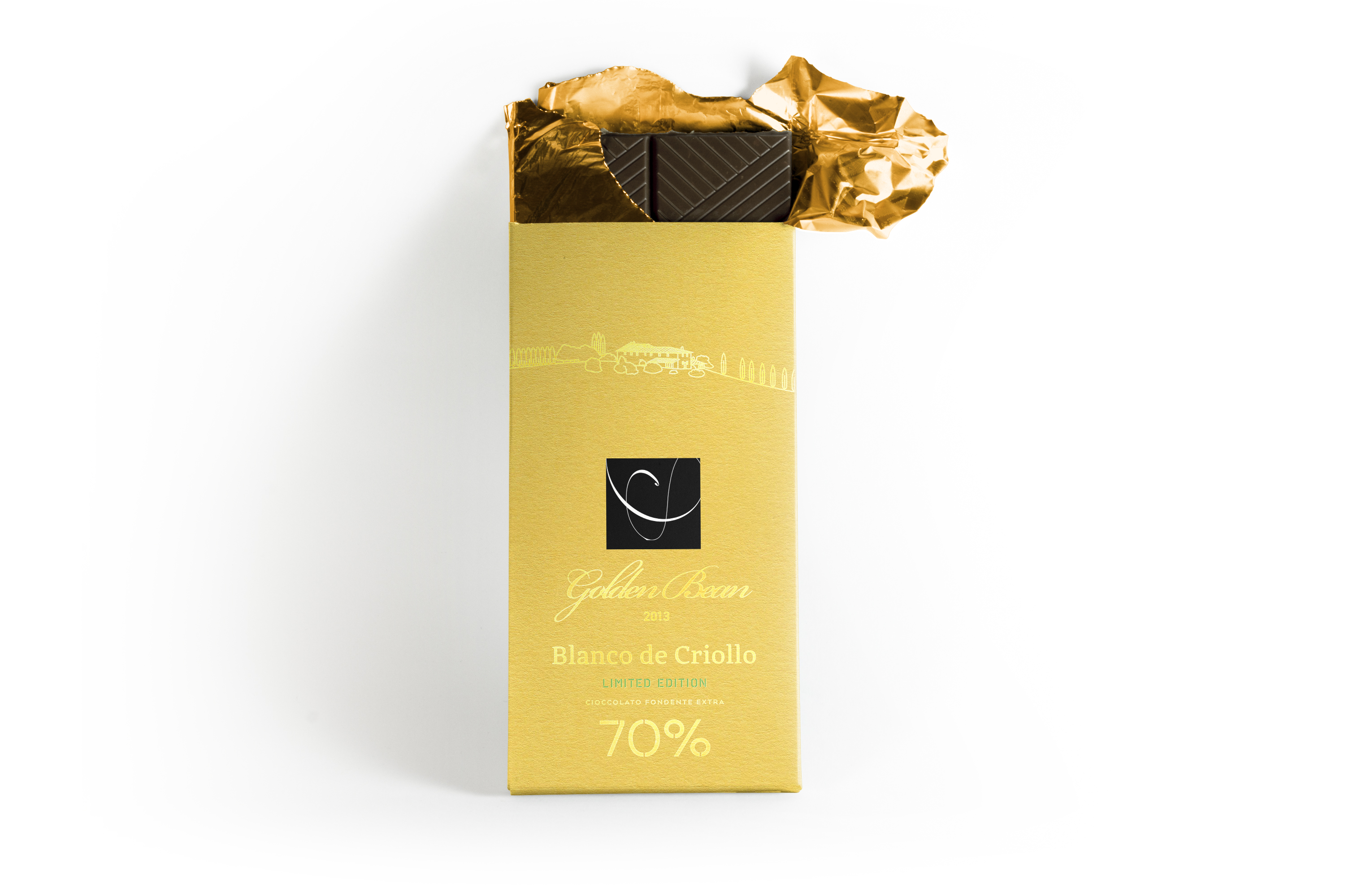 Amedei Chocolate packaging proposal