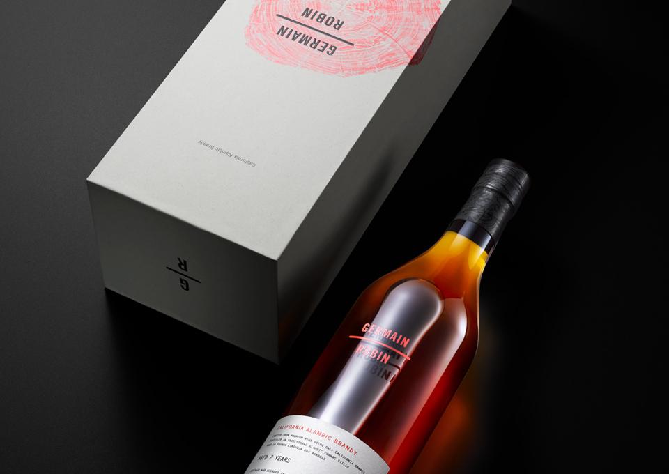 Germain Robin California Brandy