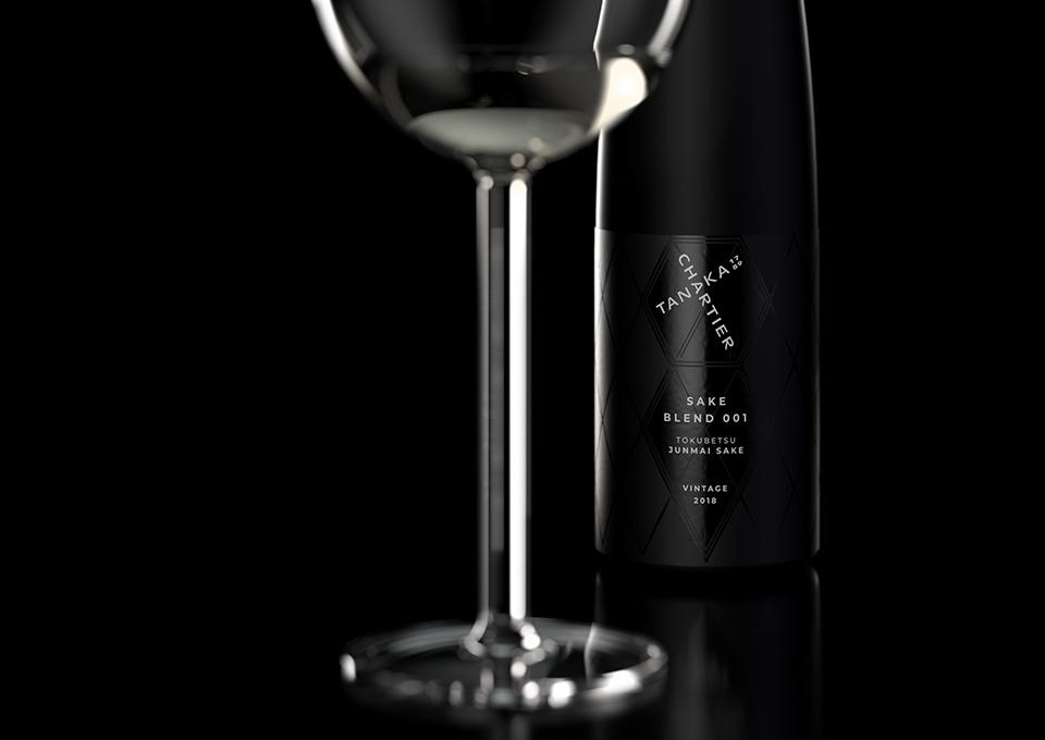Tanaka 1789 x Chartier Sake Blend 001