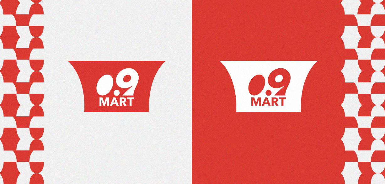 0.9 Mart Brand Design