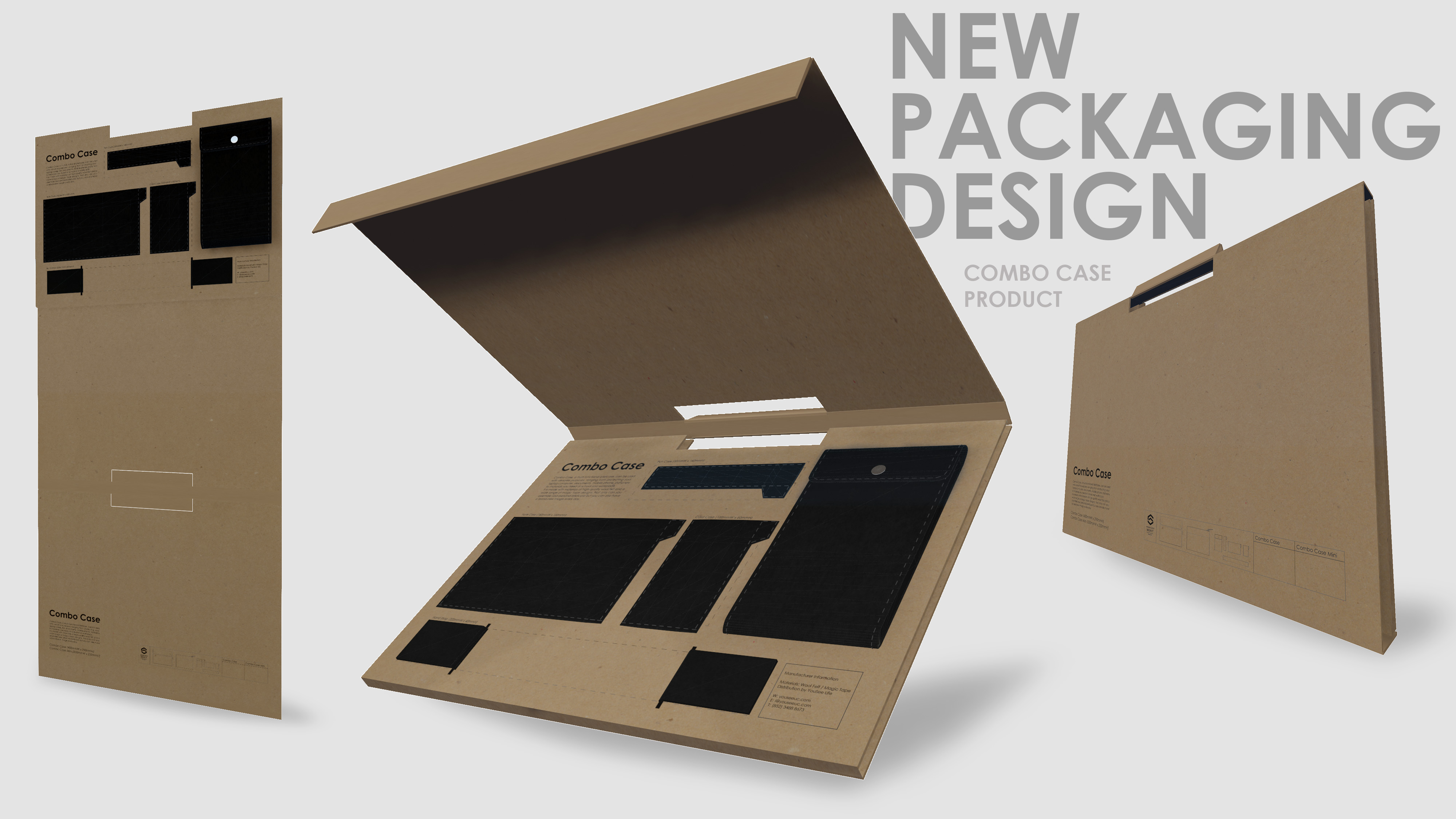 Combo Case New Packaging
