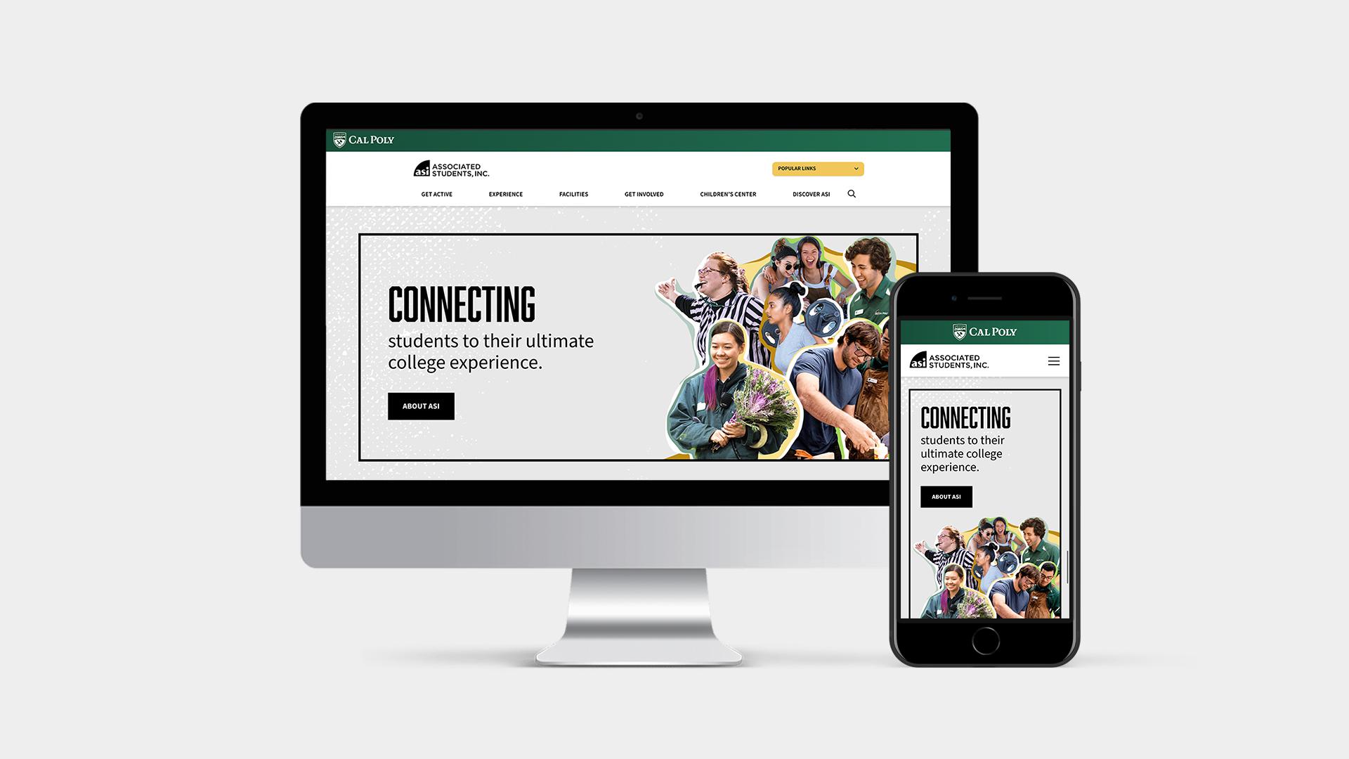 ASI Cal Poly Website Redesign