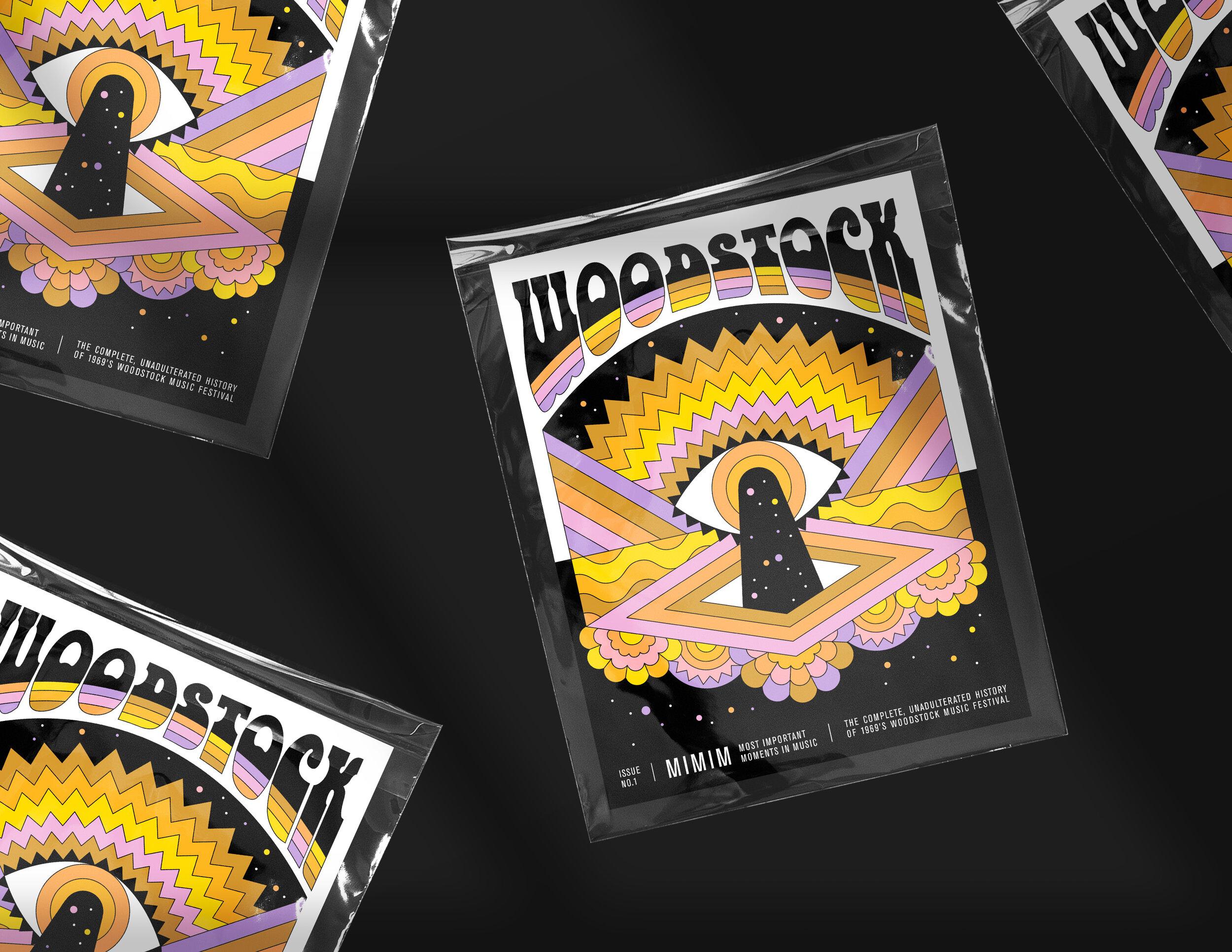 MIMIM Zine: Woodstock