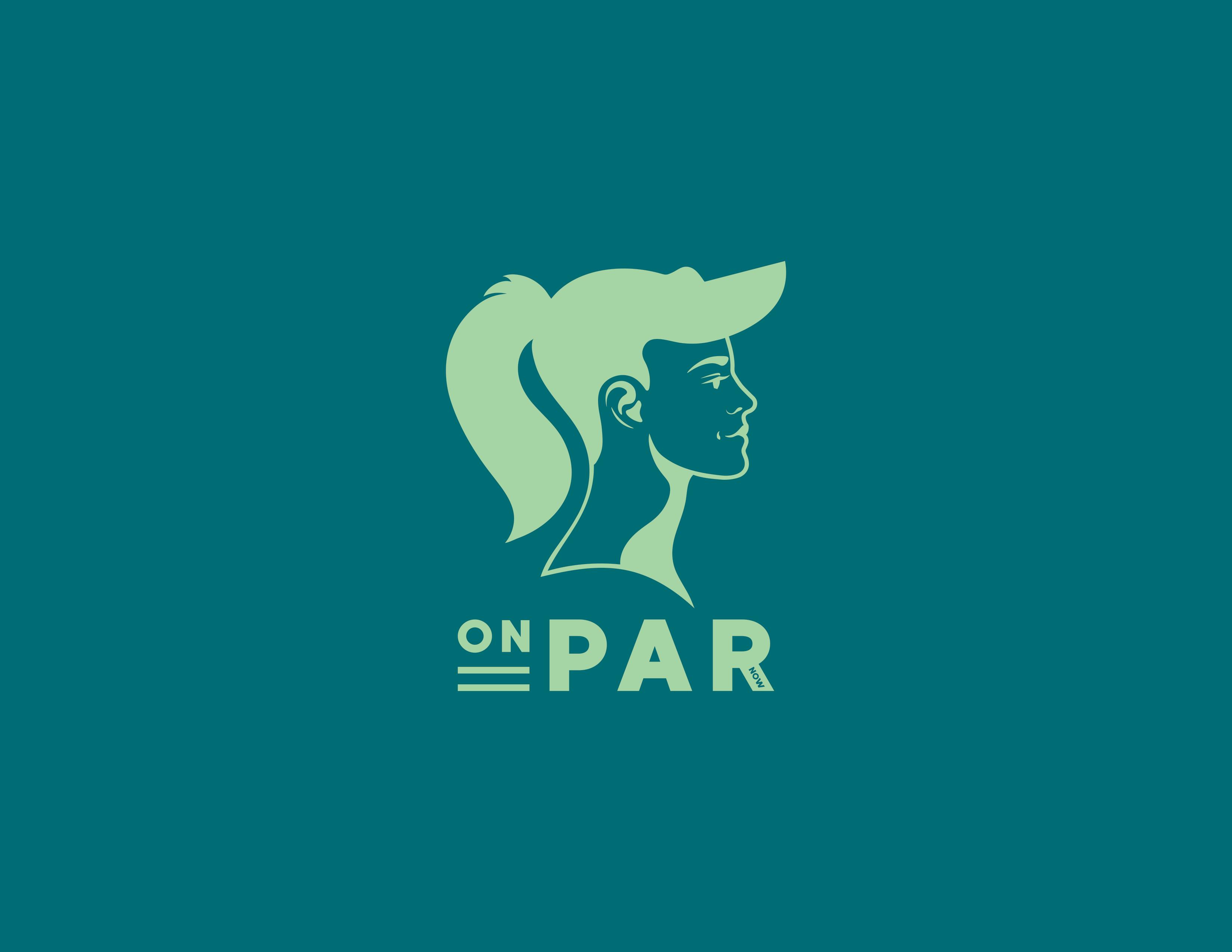 On Par Now Logo Design