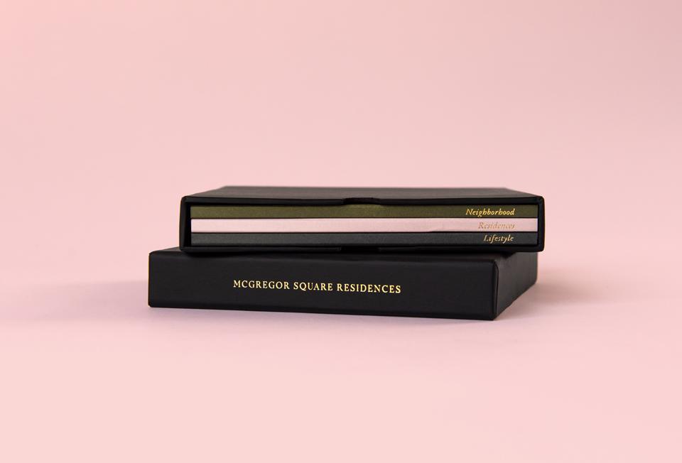 McGregor Square Brochure Booklets