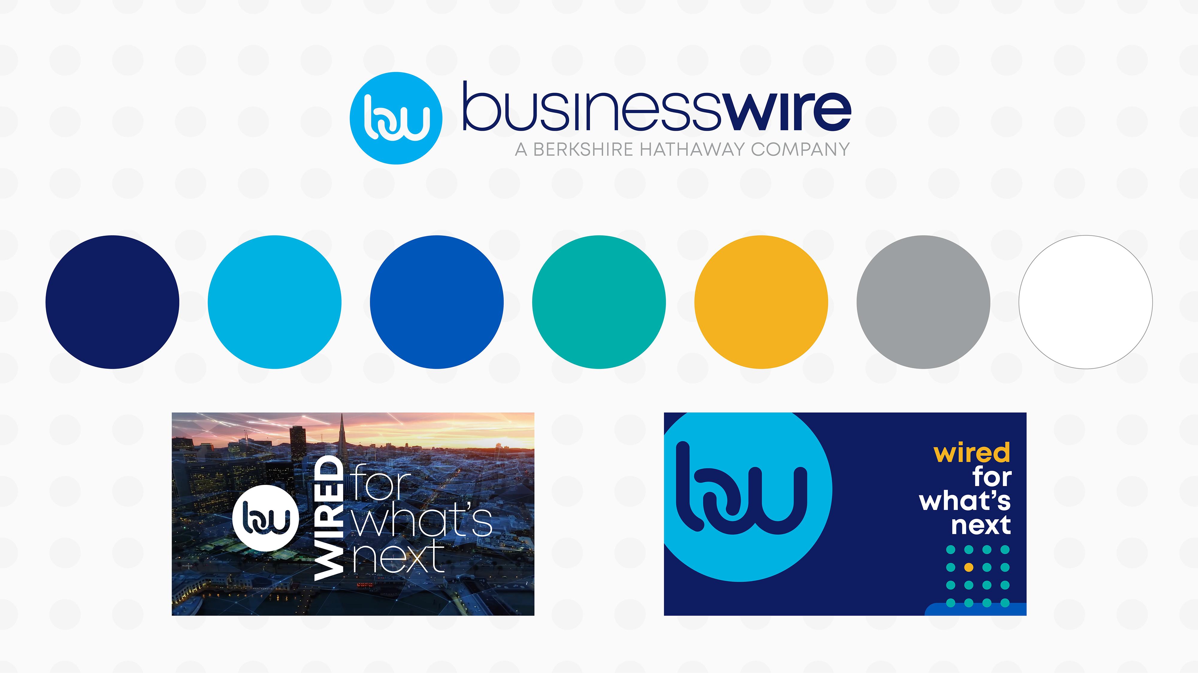 Business Wire Rebrand