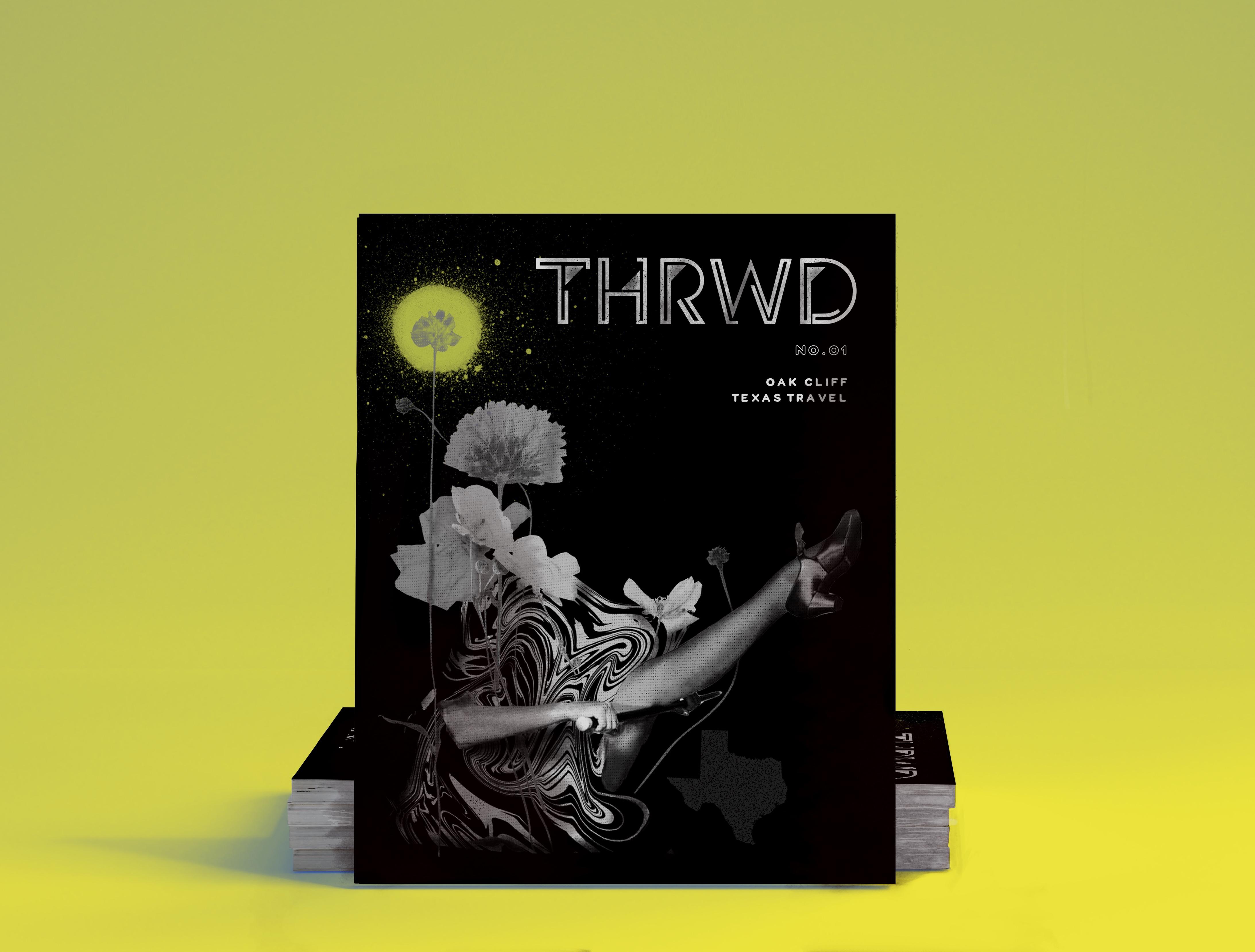 Thrwd Travel Magazine
